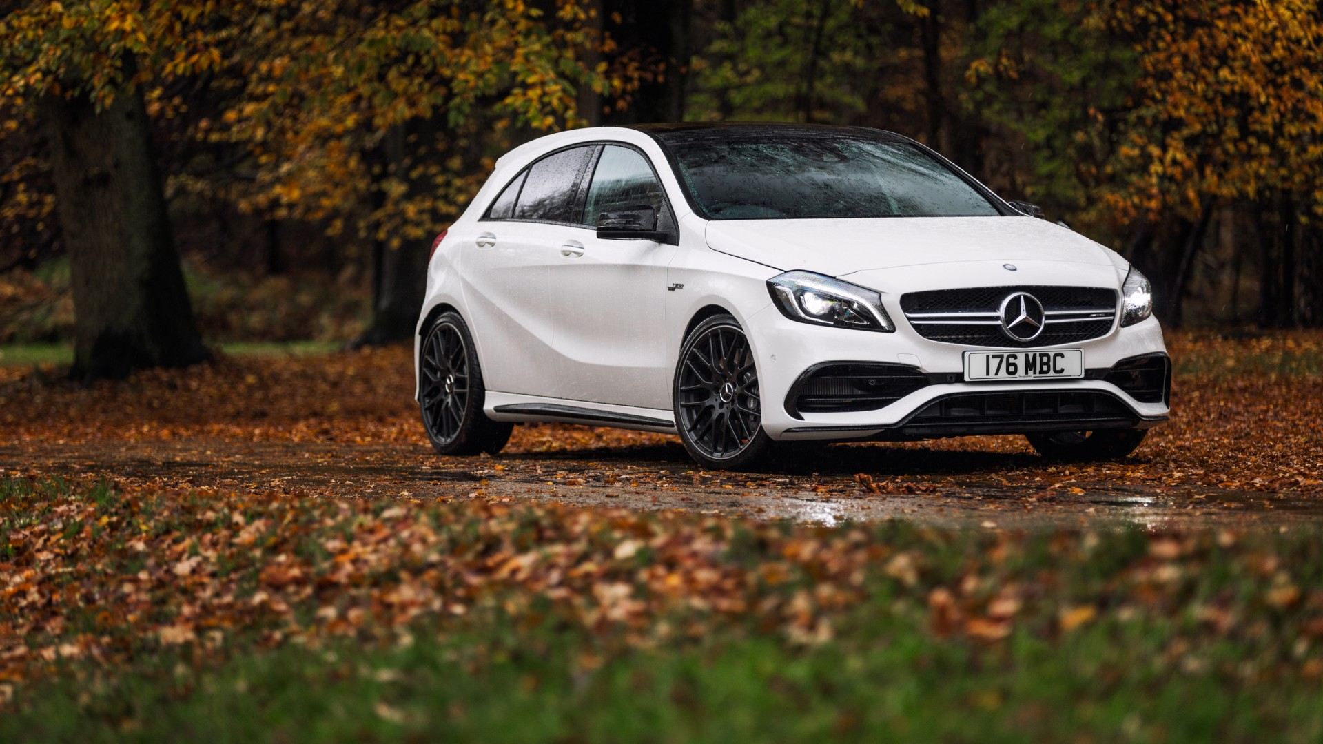 The Mercedes A Class AMG is a brilliant hot hatch | Square Mile