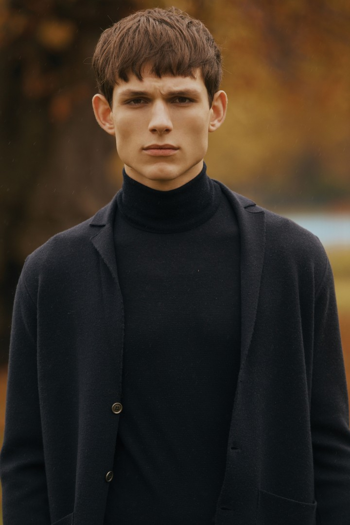 John Smedley AW17 collection information