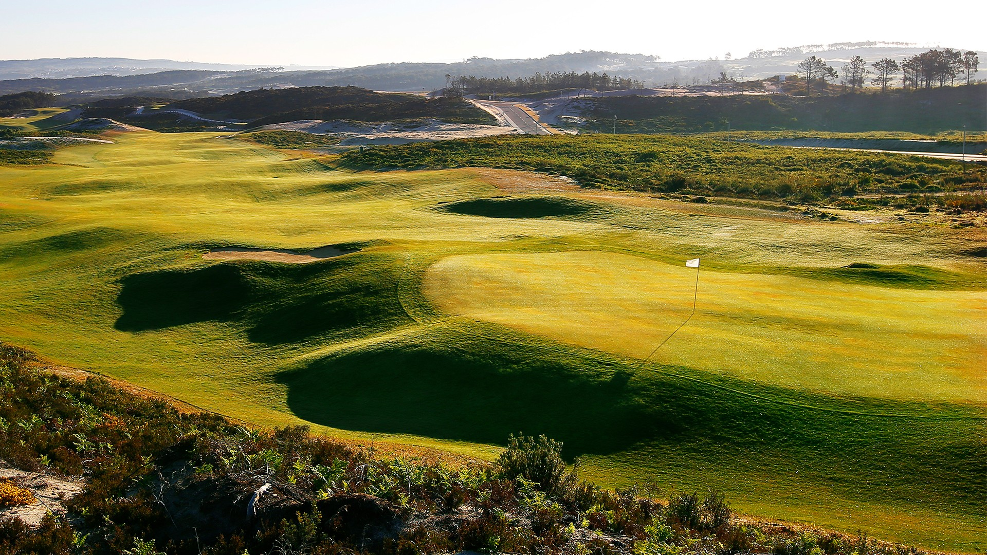 West Cliffs, Portugal, Best New European Course, Square Mile Golf Awards 2017