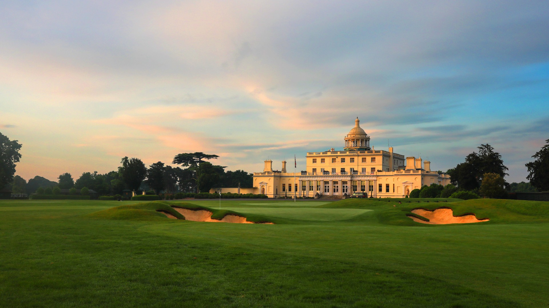 Stoke Park, England, Best UK Golf Resort, Square Mile Golf Awards 2017