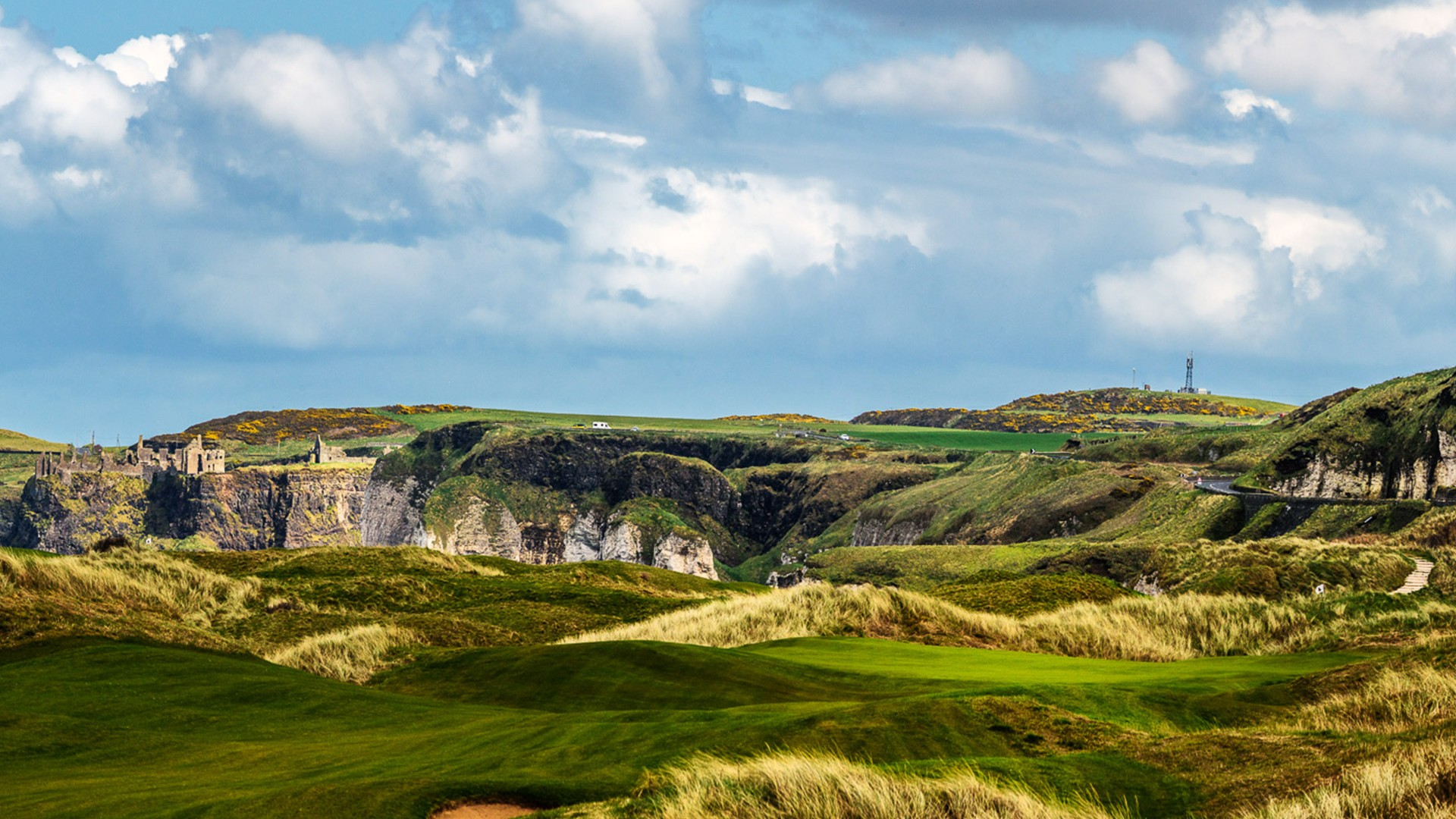 Royal Portrush, Northern Ireland, Best Course Renovation, Square Mile Golf Awards 2017