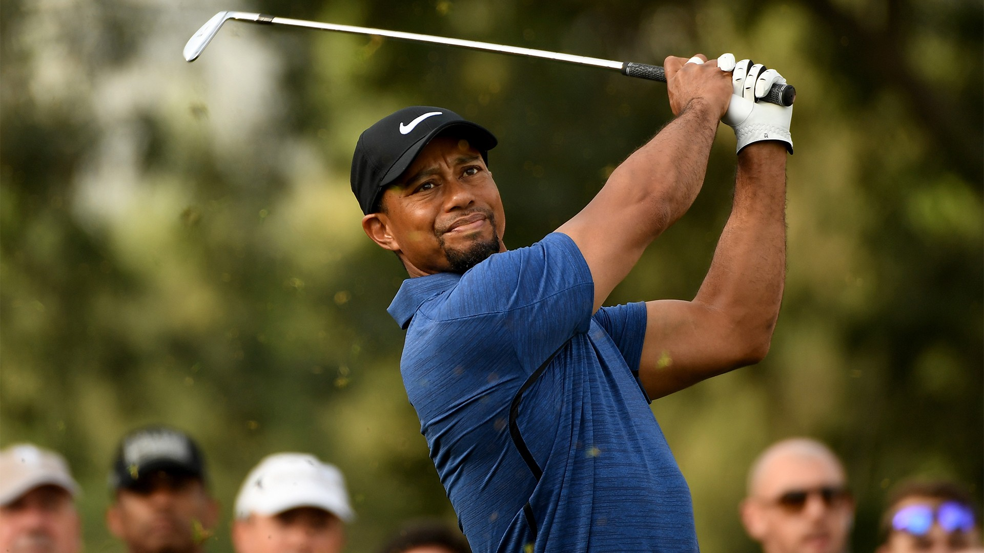 Tiger Woods list of injuries, back injury, Dubai Desert Classic 2016