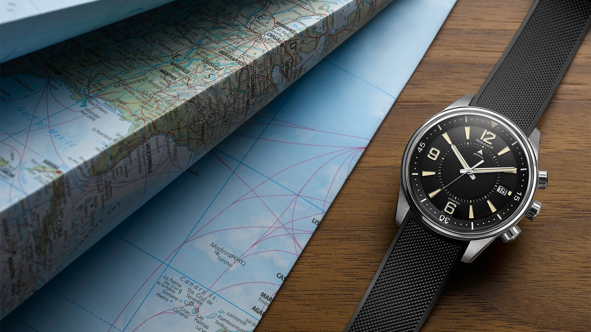 Jaeger-LeCoultre Polaris Memovox Limited Edition watch