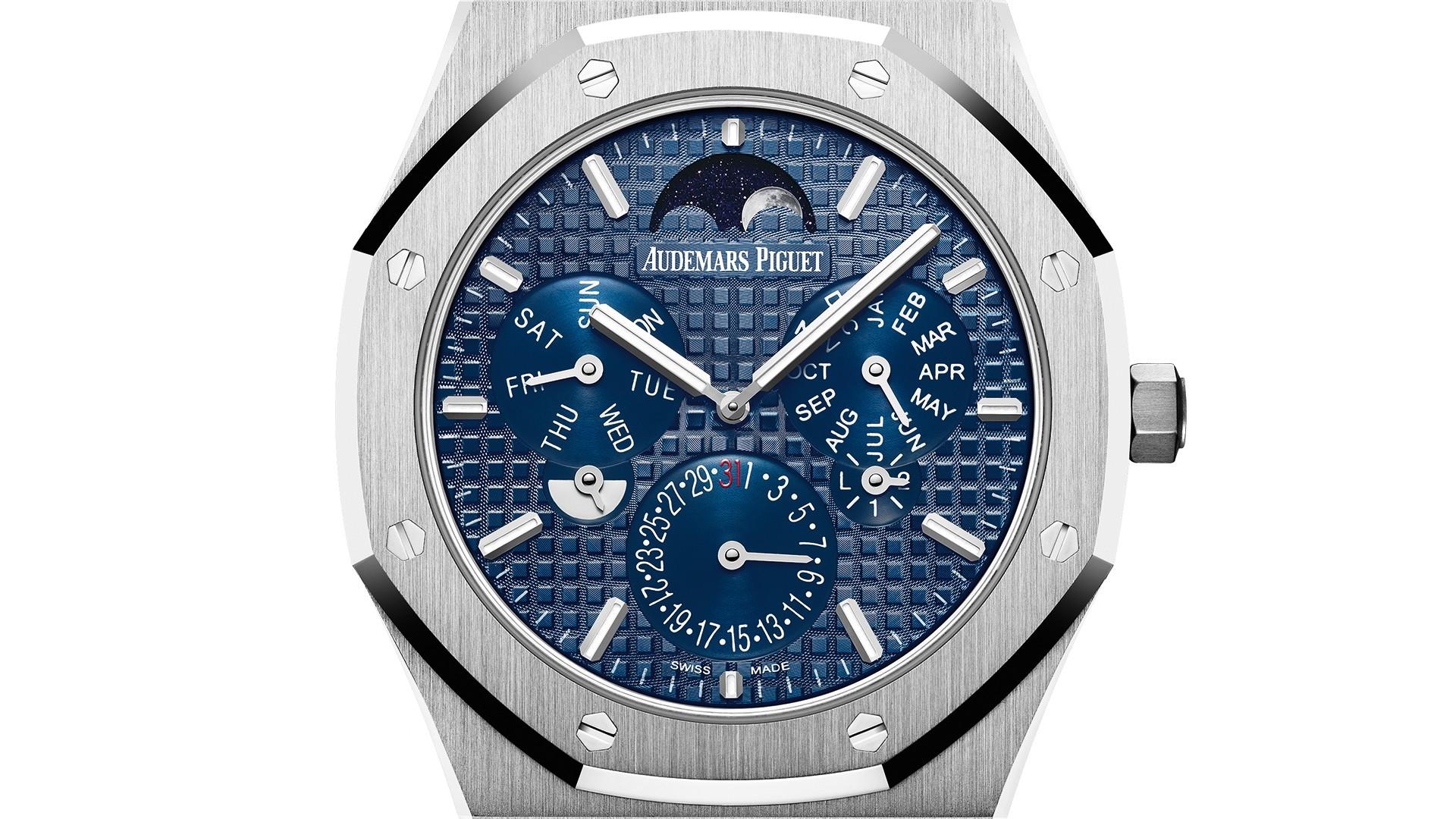 Audemars Piguet Royal Oak RD#2 Perpetual Calendar Ultra-Thin watch