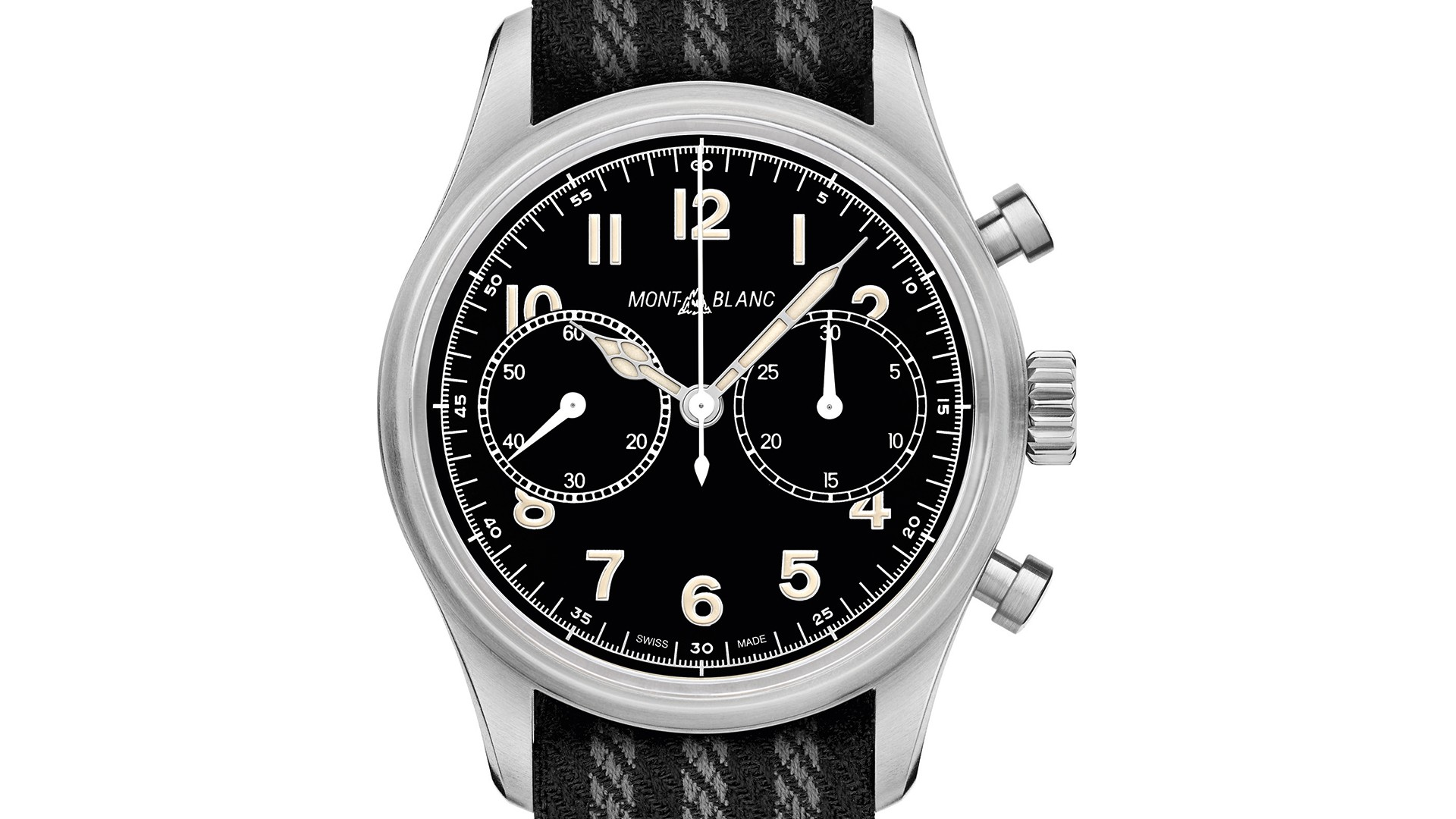Montblanc 1858 Automatic Chronograph watch