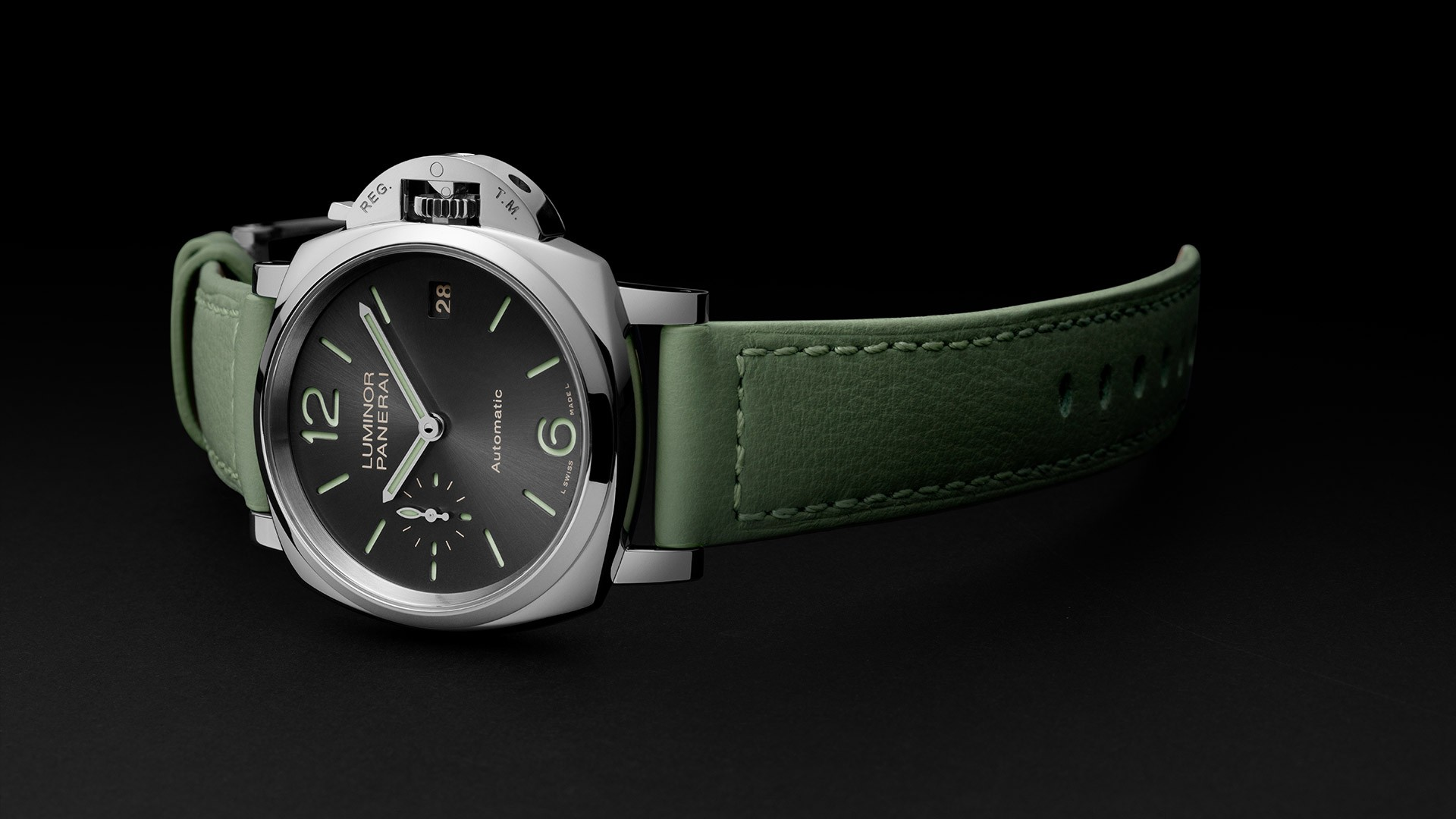 Panerai Luminor Due 38mm, SIHH 2018
