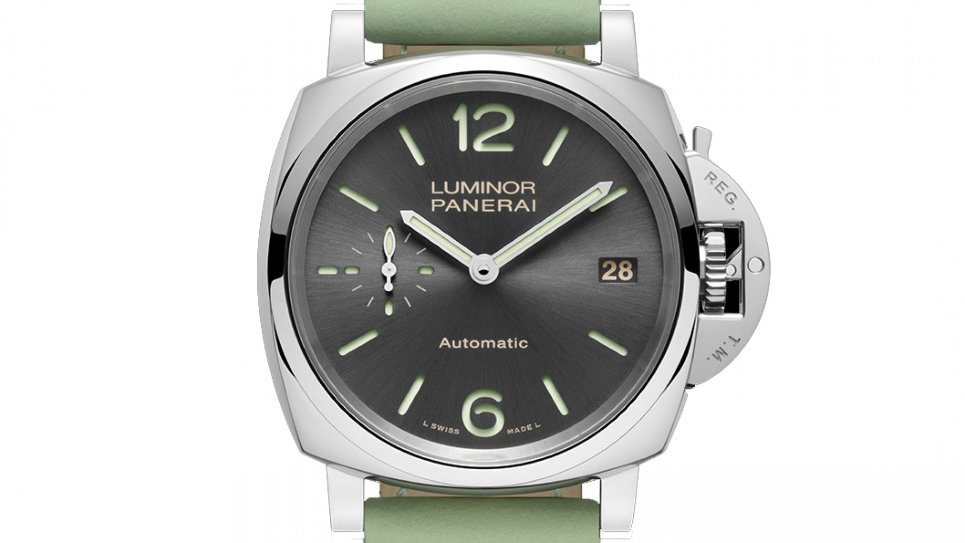 Panerai Luminor Due 38mm watch, SIHH 2018