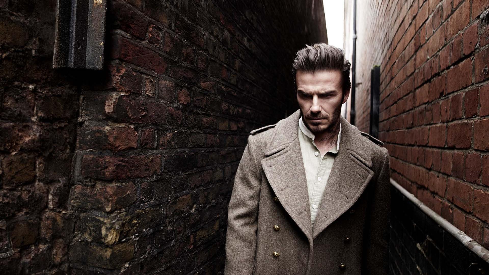 David Beckham x Kent & Curwen