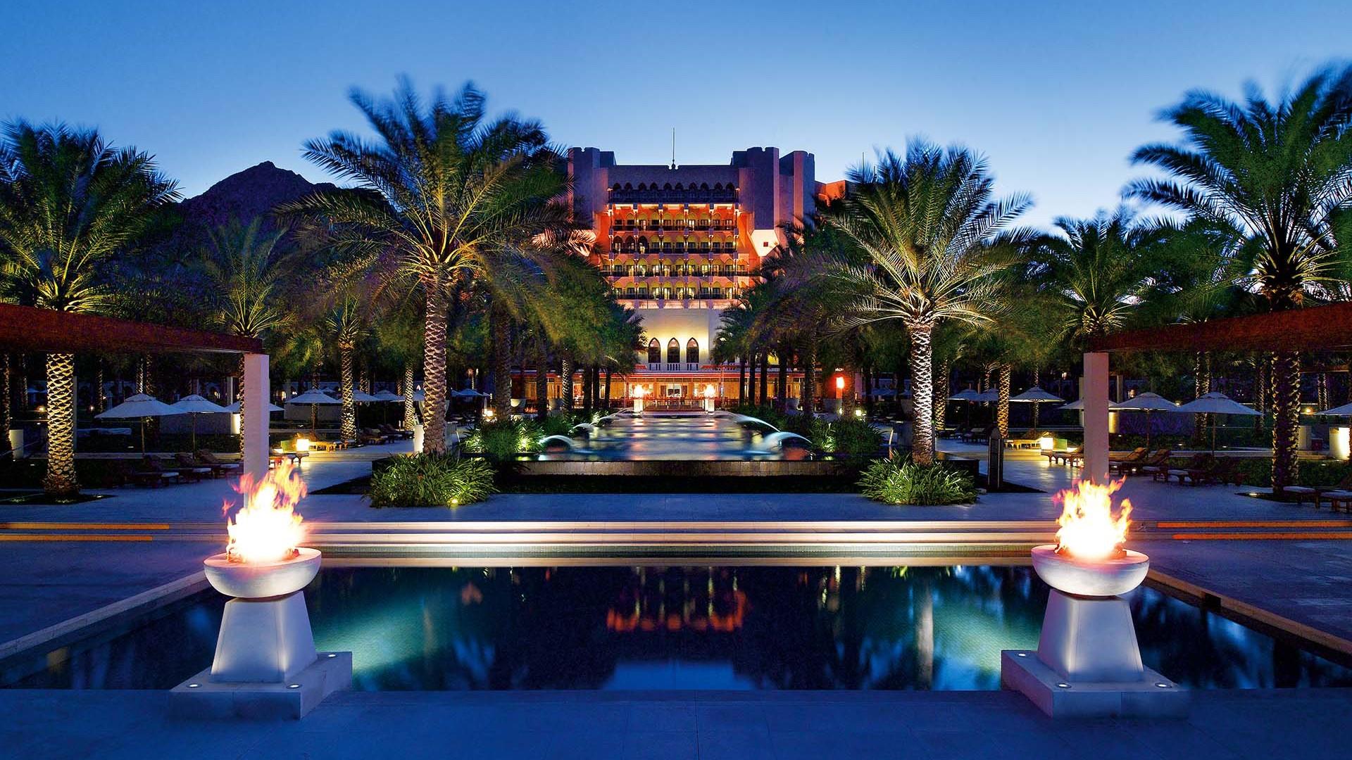 Ritz-Carlton's Al Bustan Palace