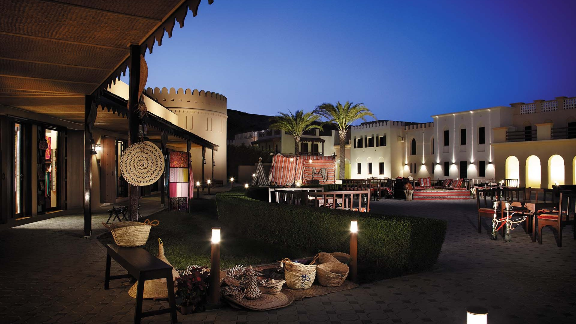Shangri-La Barr Al Jissah Resort and Spa