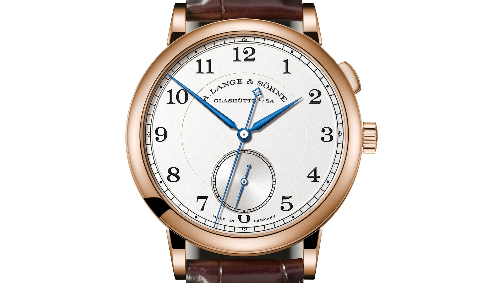 A Lange & Söhne 1815 'Homage to Walter Lange' watch