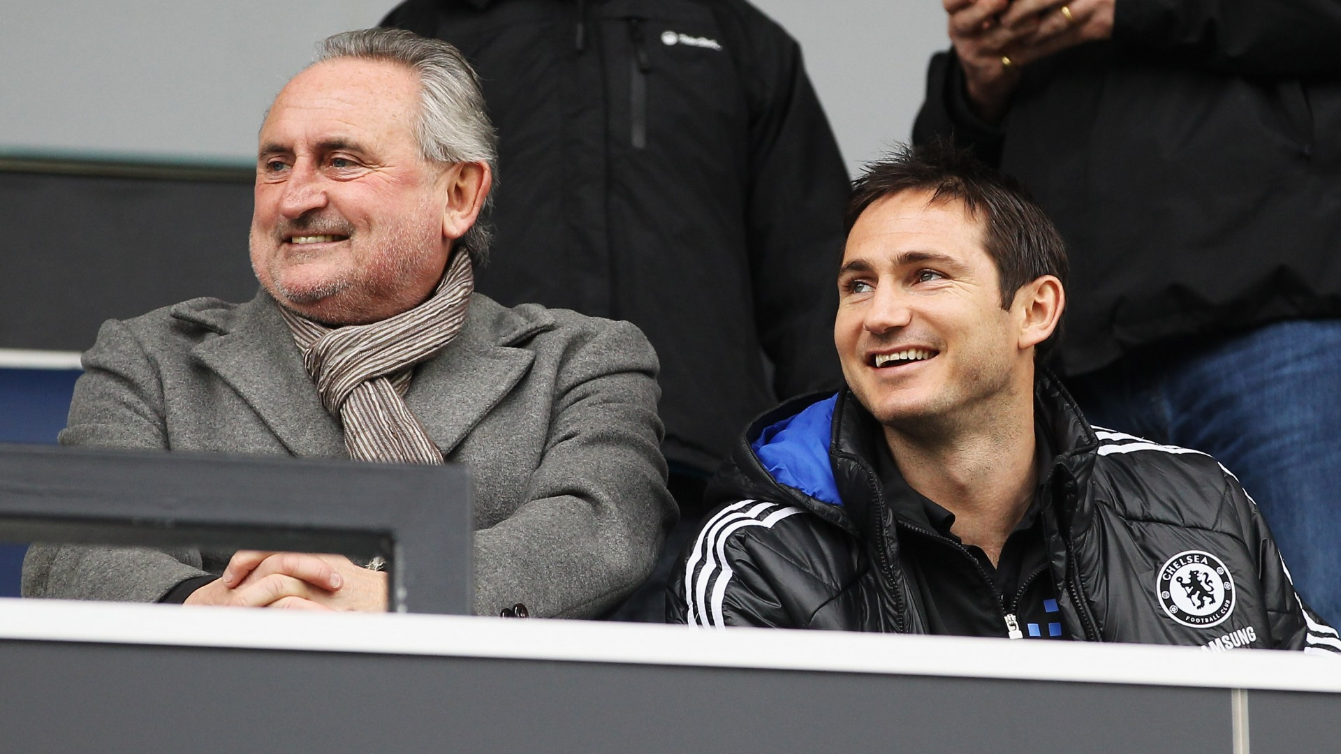 Frank Lampard interview