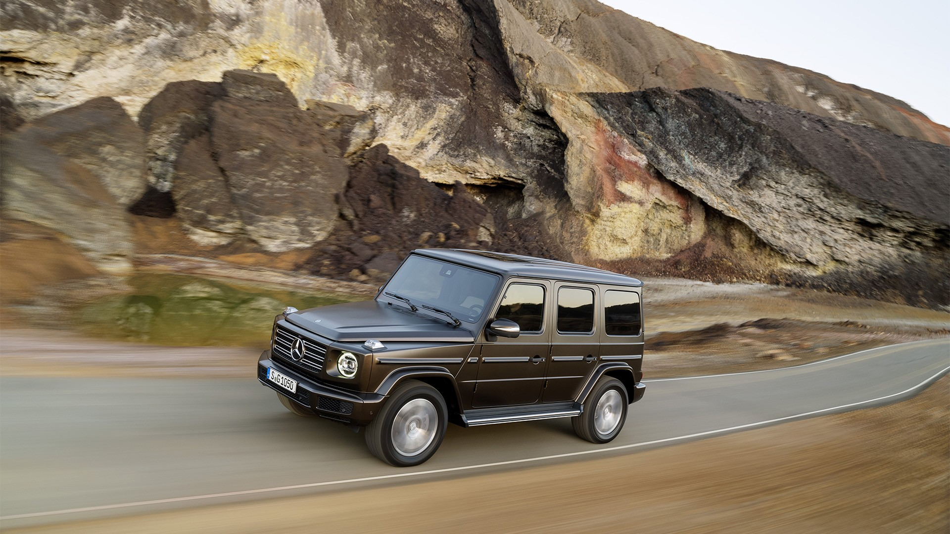 Mercedes-Benz G Class