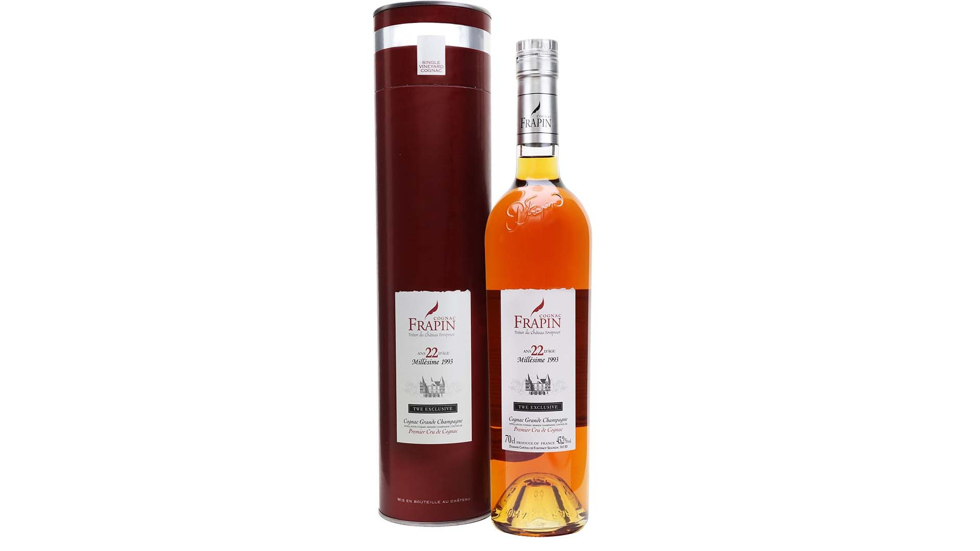 Frapin 1993, The Whisky Exchange exclusive