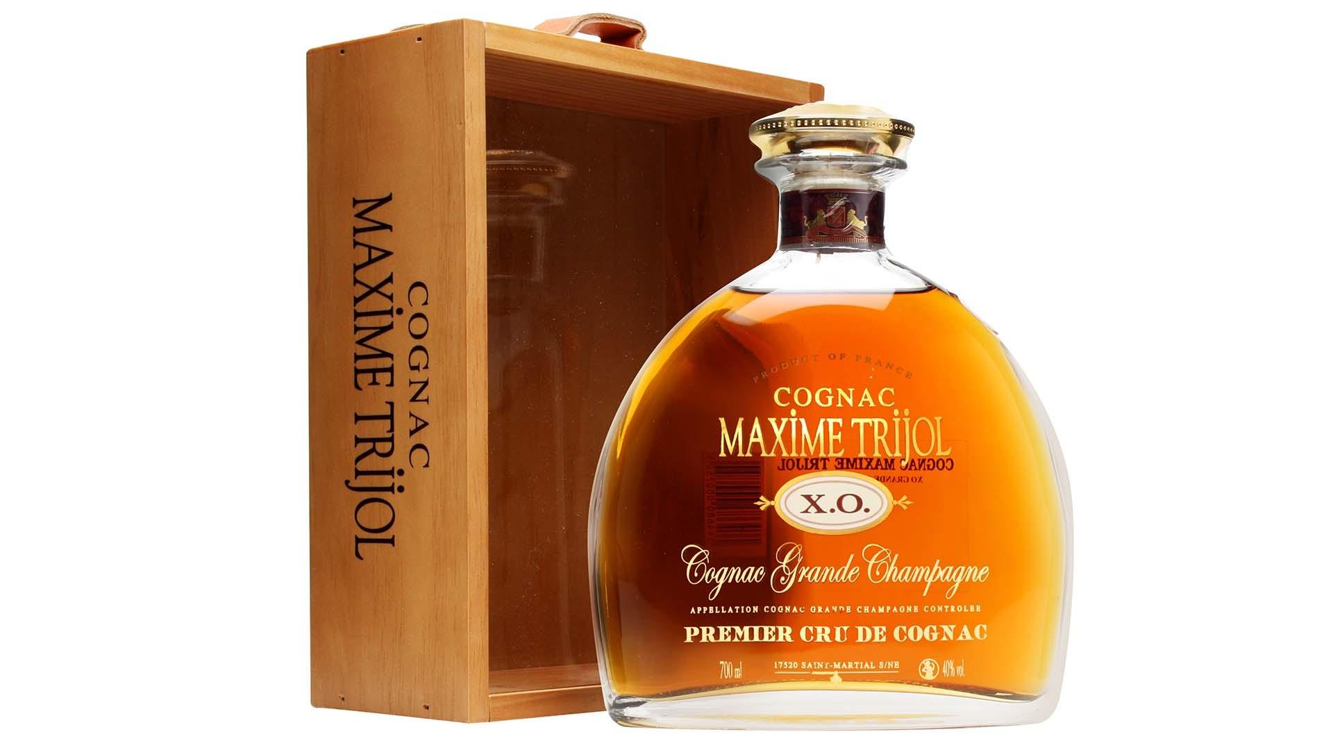 Maxime Trijol XO Grande Champagne Cognac