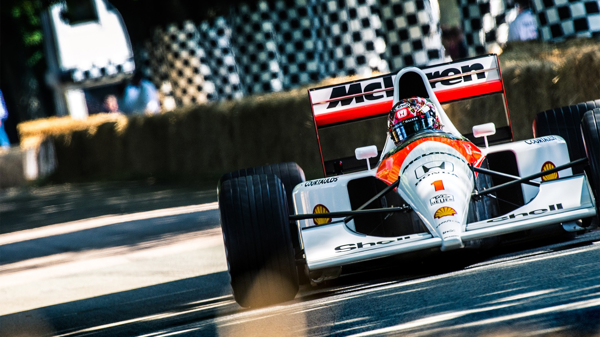 Goodwood Festival of Speed: The Hill
