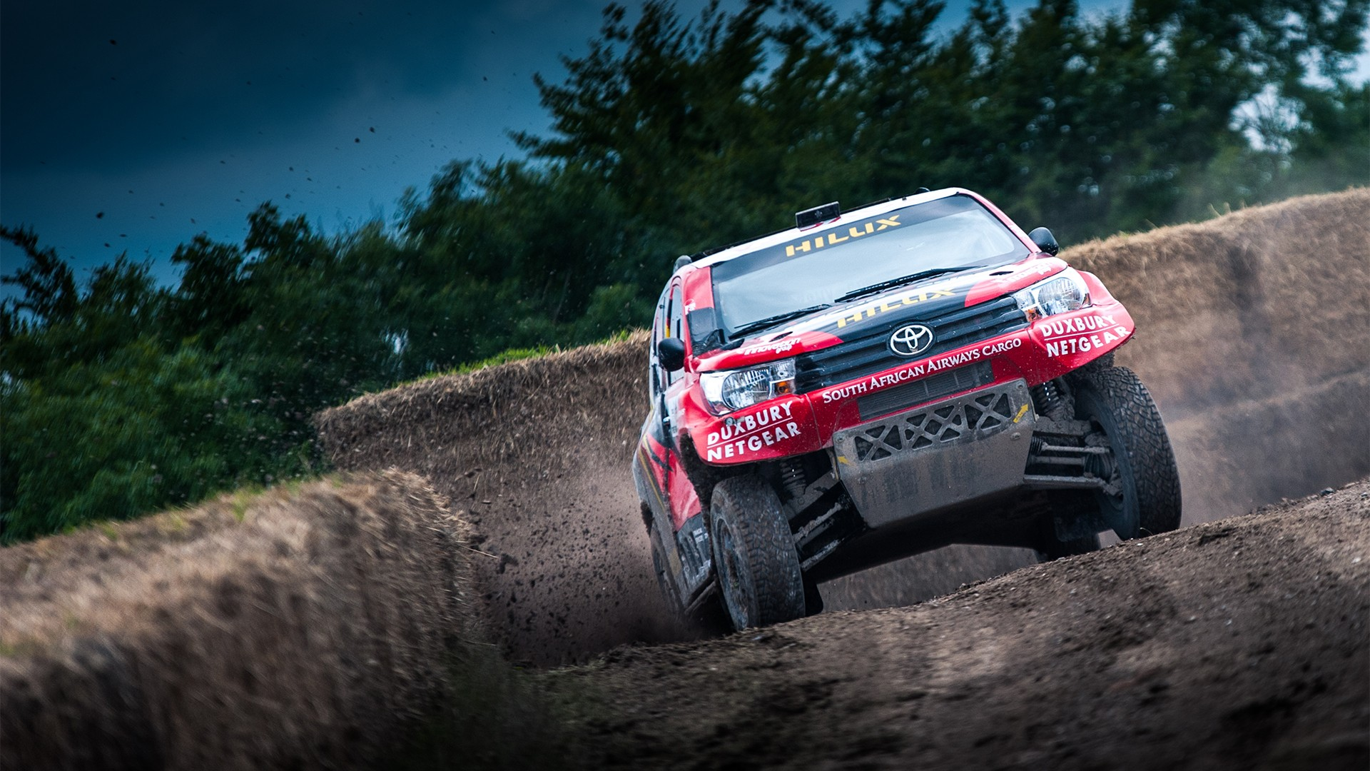 Goodwood Festival of Speed Off-Road Arena