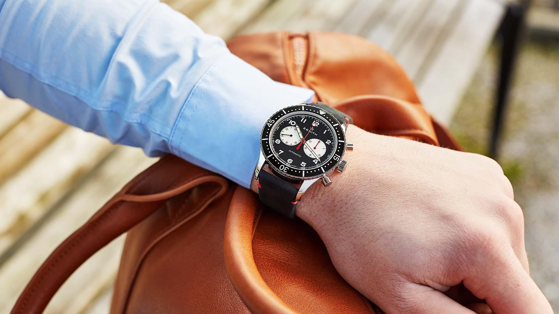 Zenith Cronometro Tipo CP2