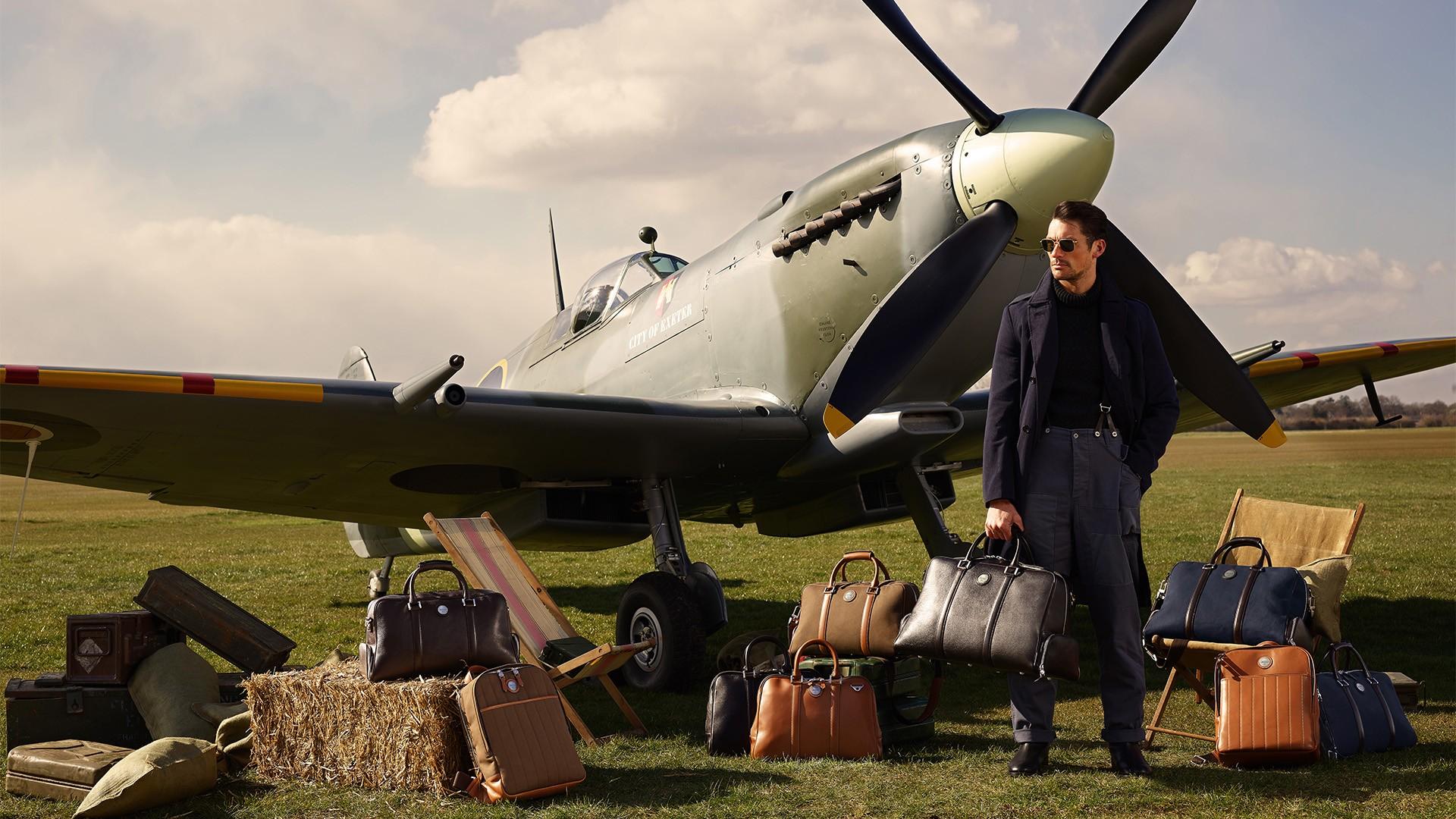 David Gandy: The Aerodrome Collection