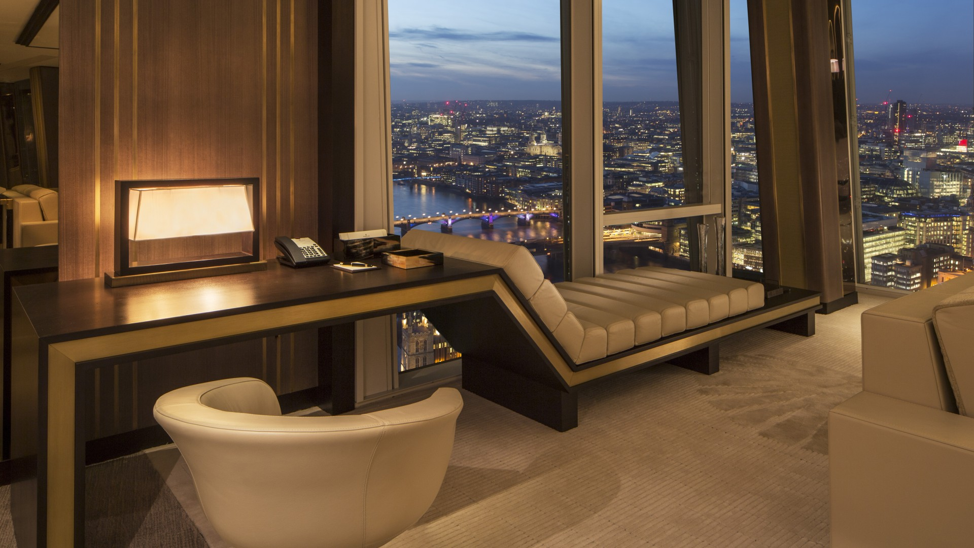 Shangri La – The Shard