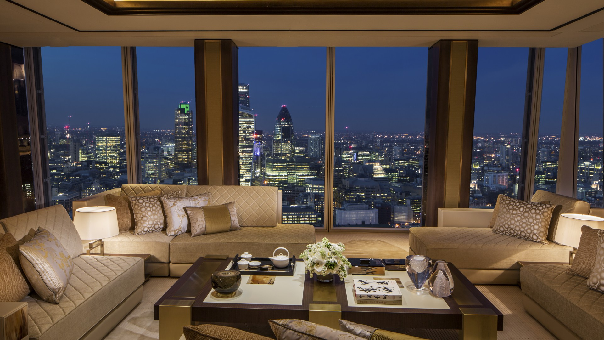 Shangri-La – The Shard