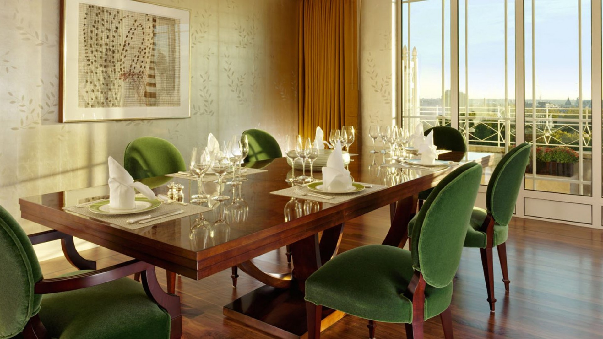 The Harlequin Penthouse – The Dorchester