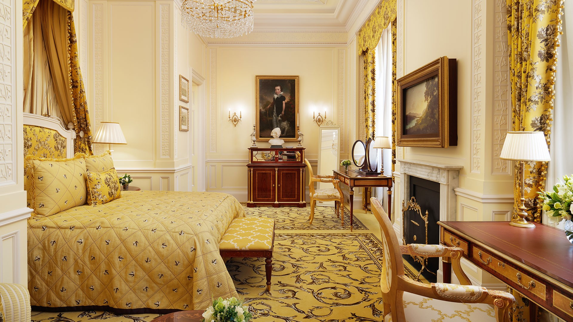The Royal Suite – The Lanesborough
