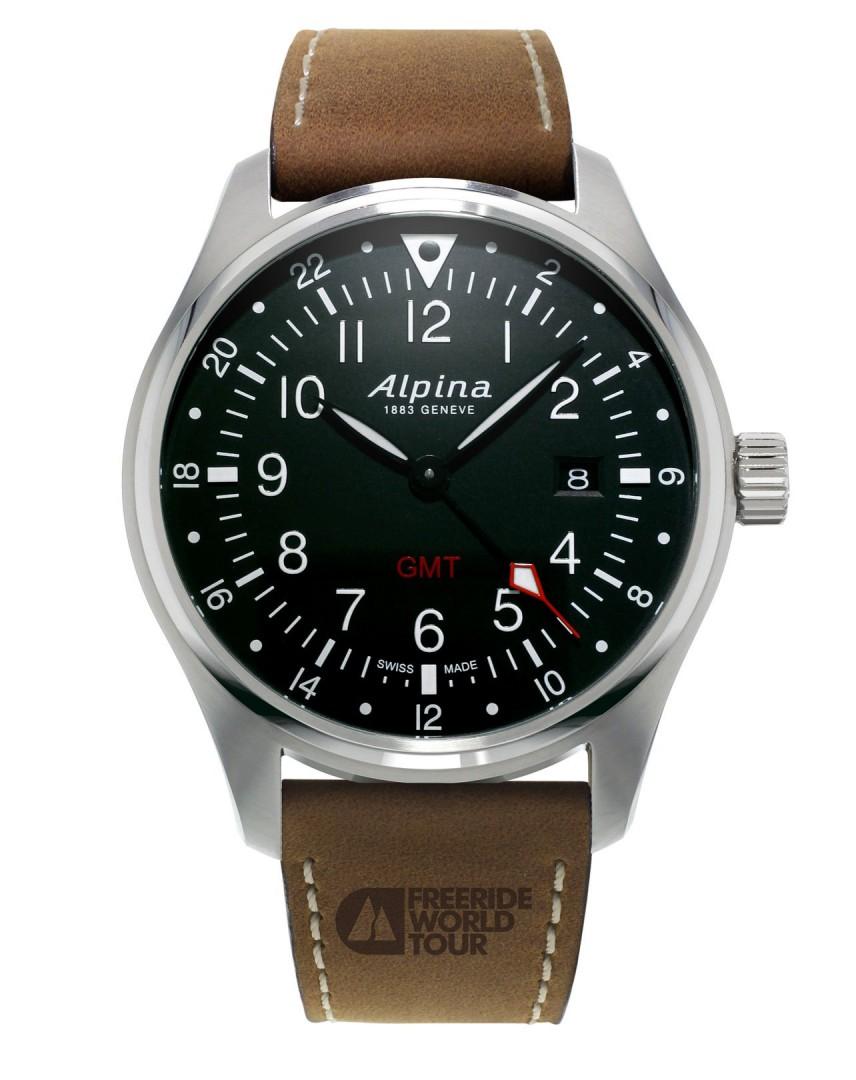 Alpina Startimer Pilot Quartz Chronograph