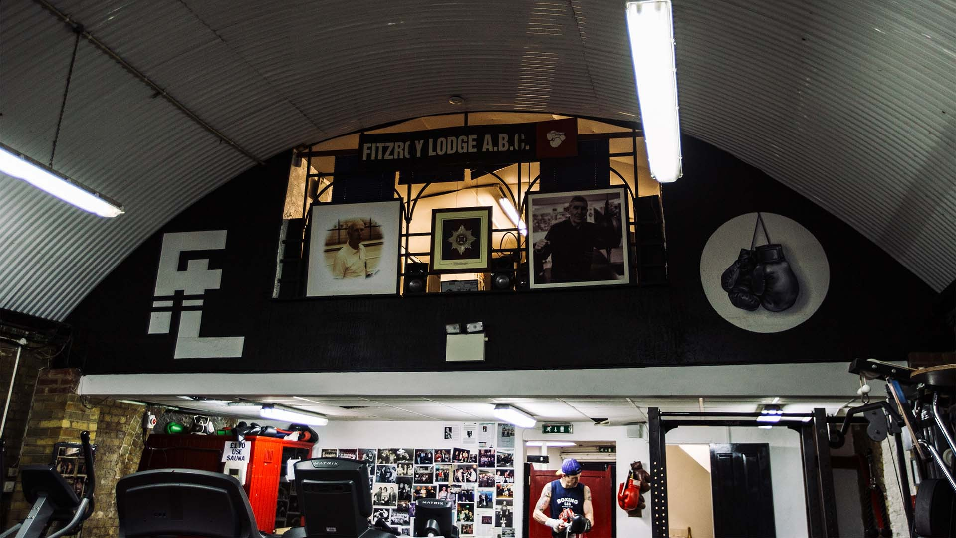 Fitzroy Lodge Boxing Club