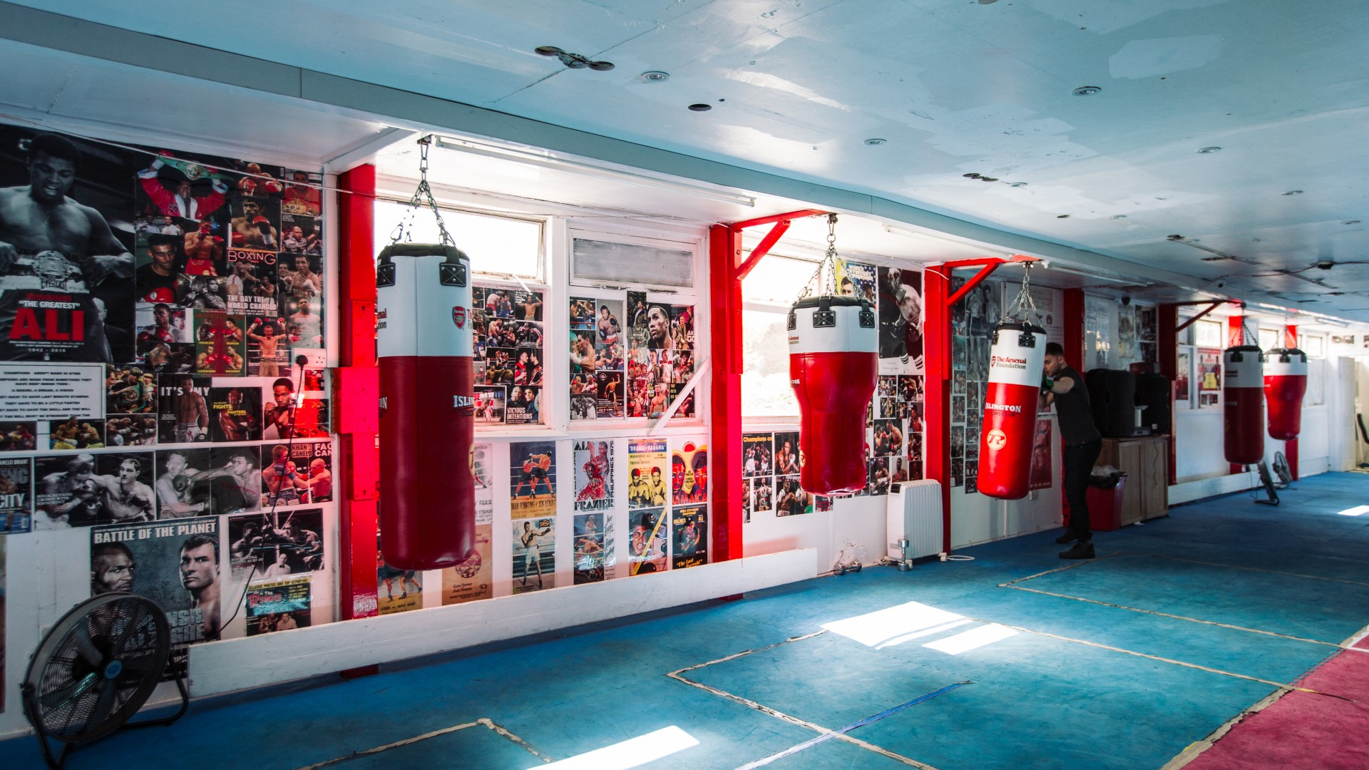 Islington Boxing Club