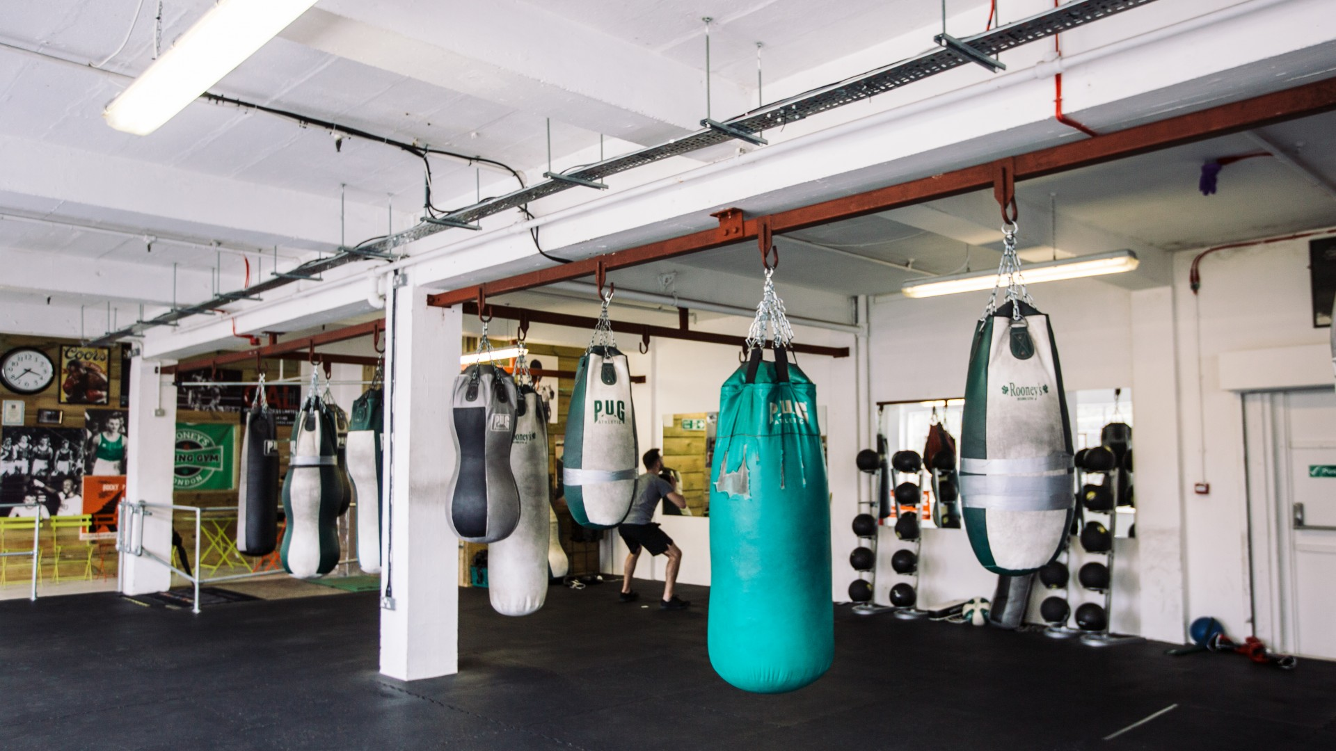 Rooney's Gym