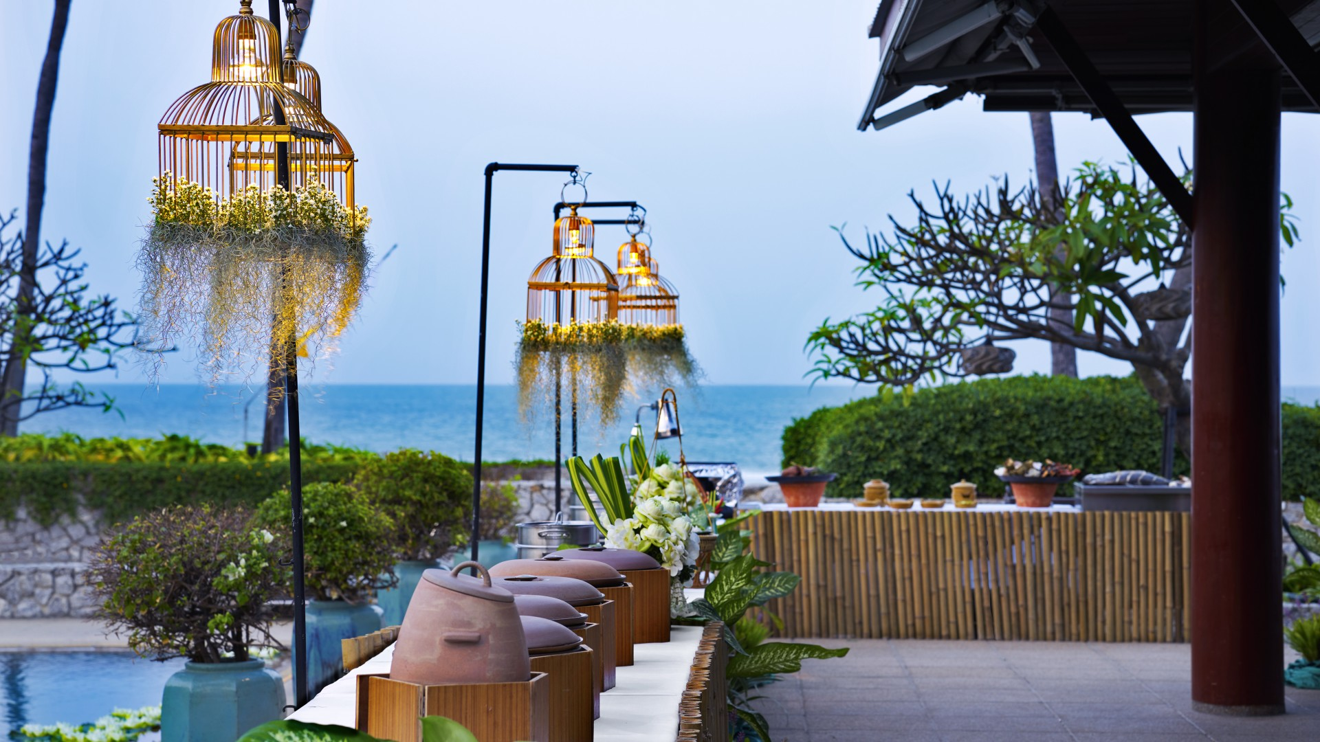 Chiva-Som International Health Resort, Prachuap Khiri Khan, Thailand
