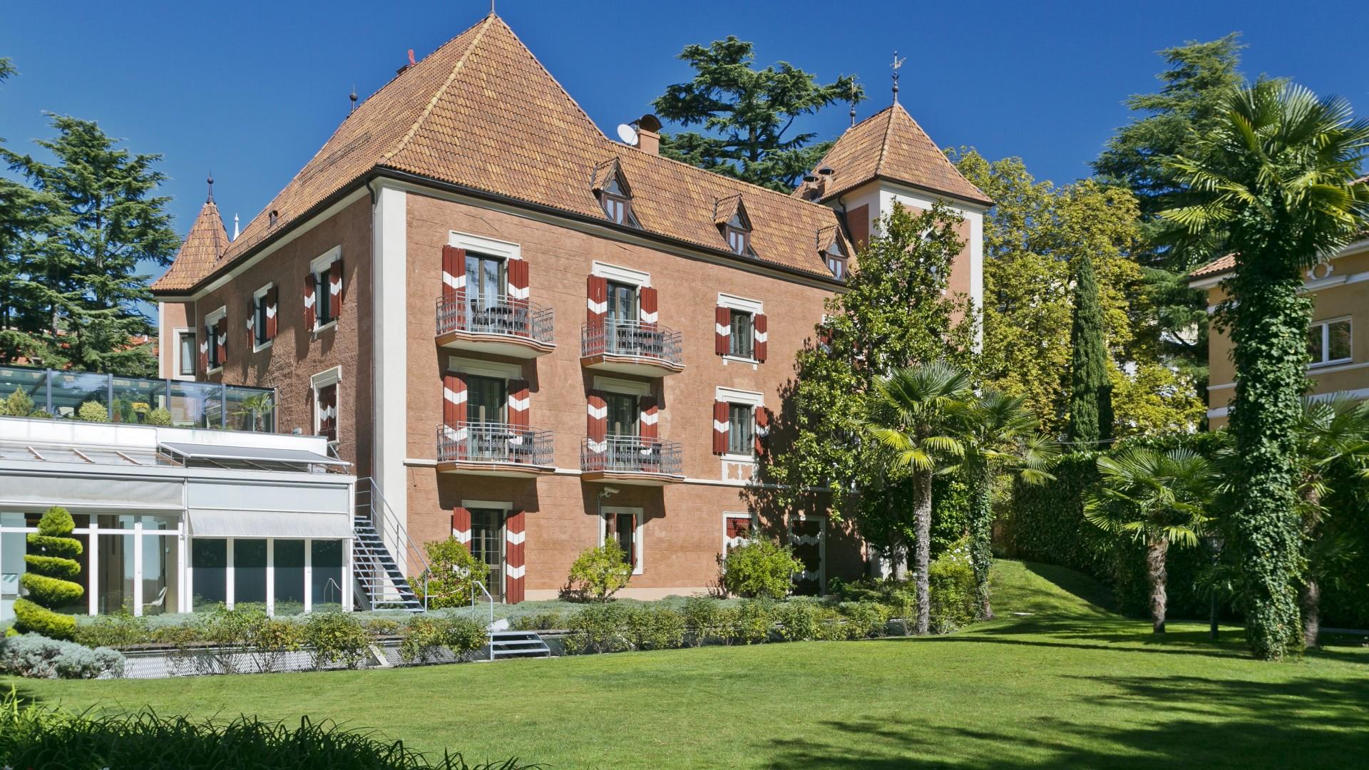 Palace Merano, Espace Henri Chenot hotel, Merano, Italy