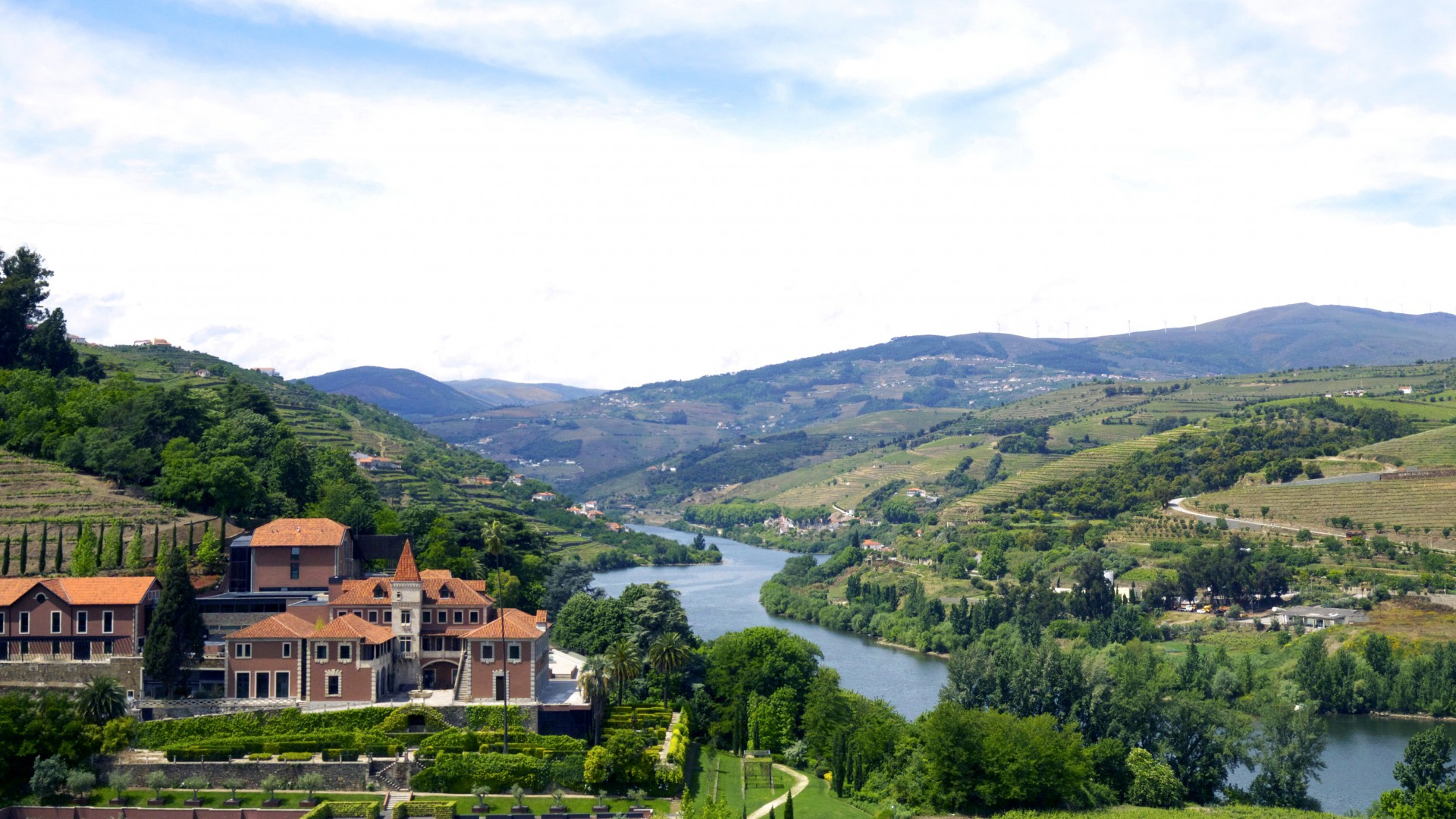 Six Senses Douro Valley hotel and spa, Douro Valley, Portugal