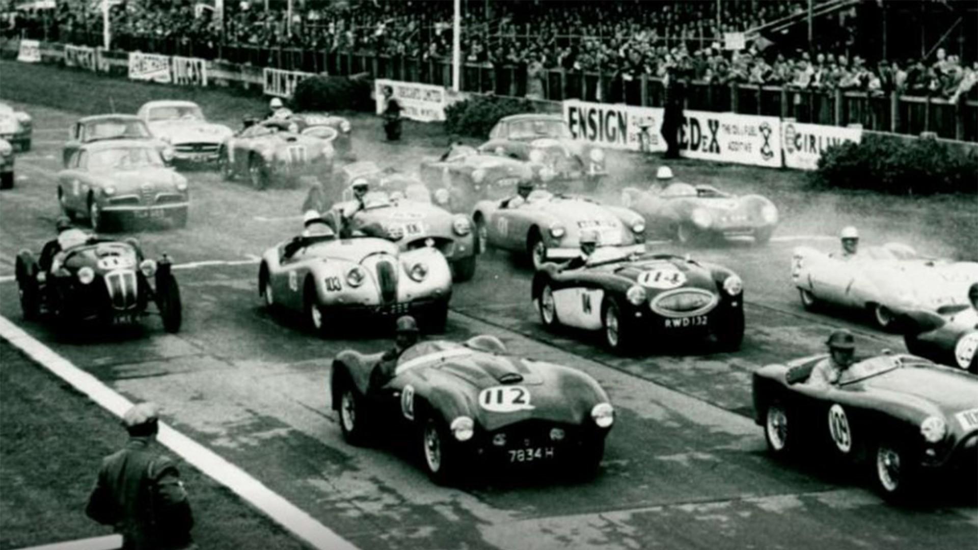 Historic Motor Circuit