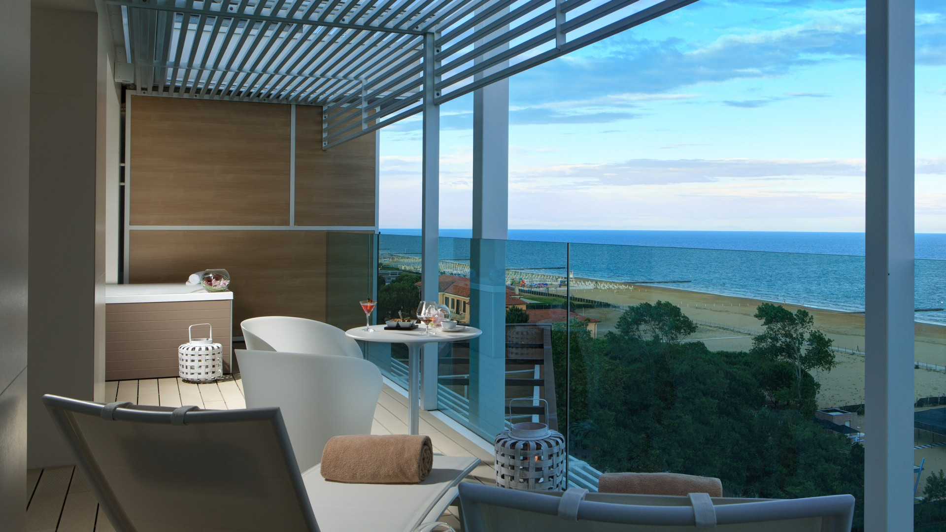 Almar Jesolo Resort and Almablu Spa, Veneto, Italy