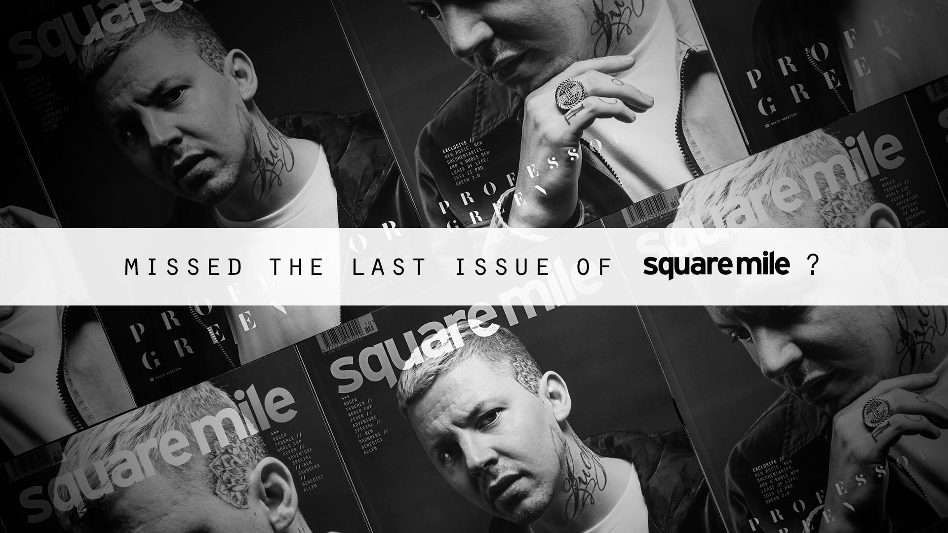 Read the magazine | Square Mile