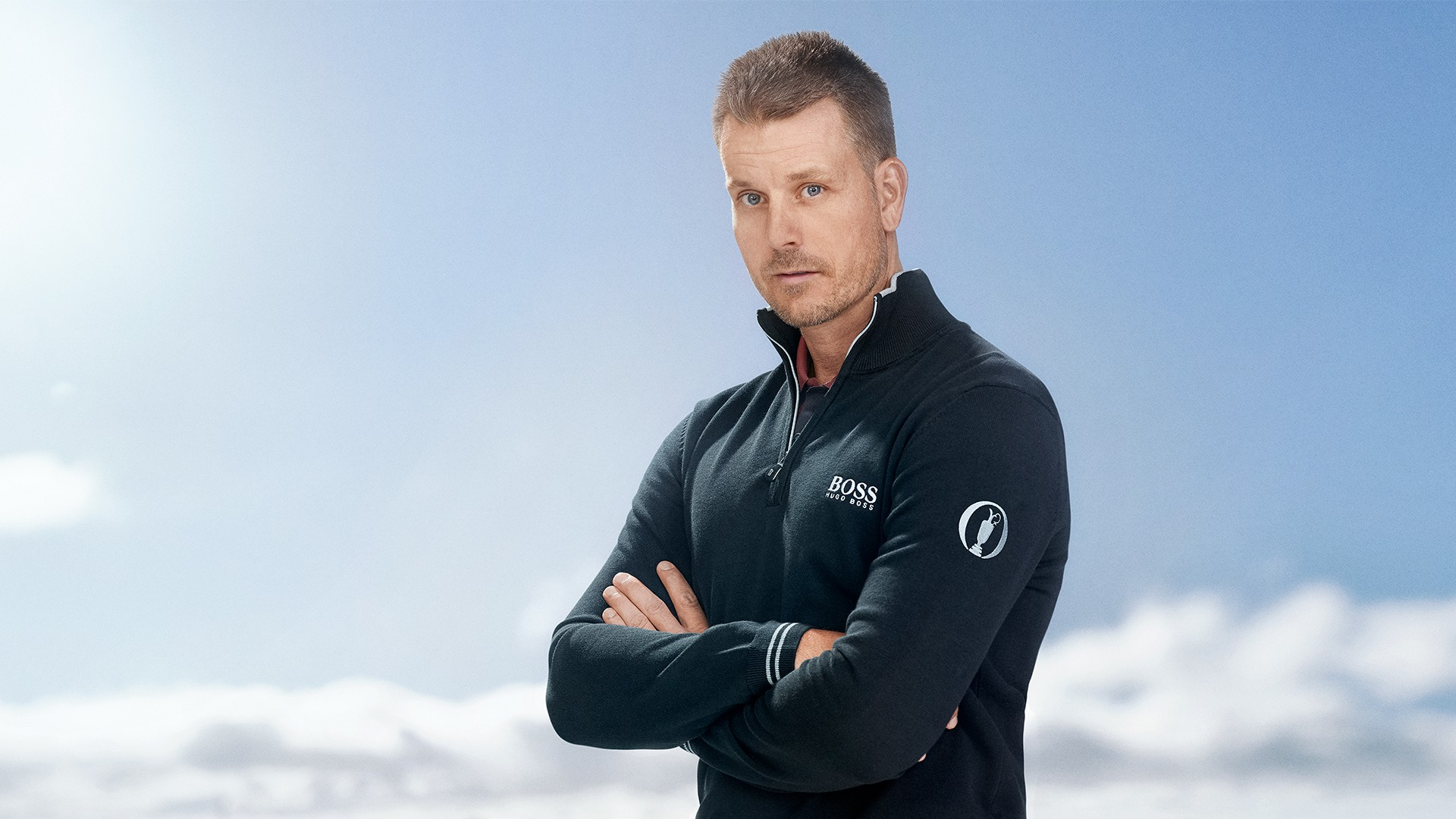 Henrik Stenson The Open 2018 – BOSS Ambassador