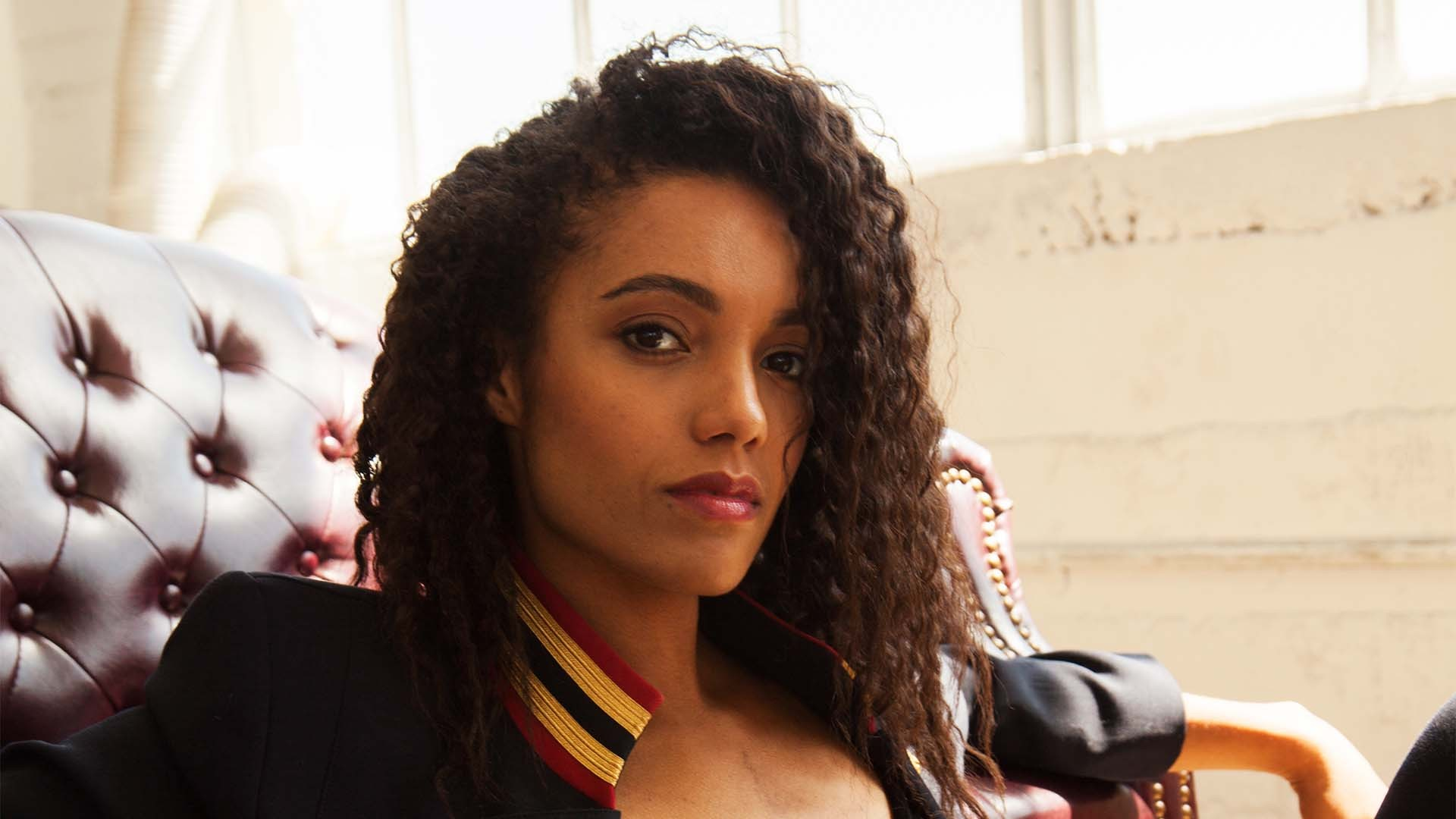 Maisie Richardson-Sellers Maisie Richardson-Sellers new photo