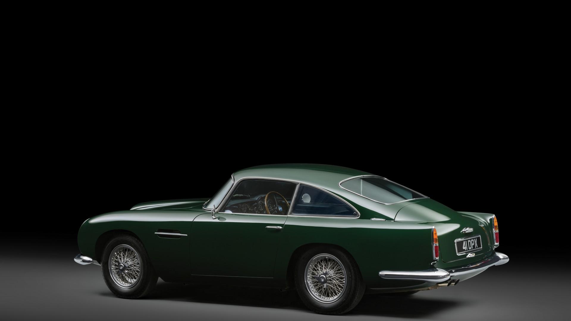 Aston Martin DB4GT (1959-1963)
