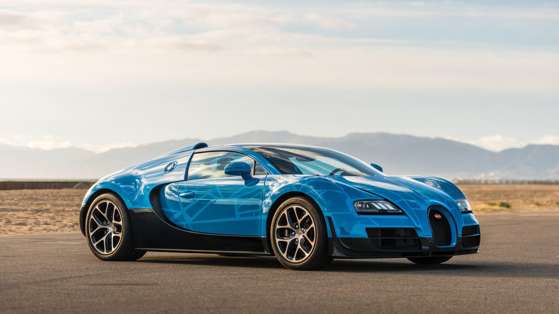 Bugatti Veyron Grand Sport Vitesse (2012-2015)
