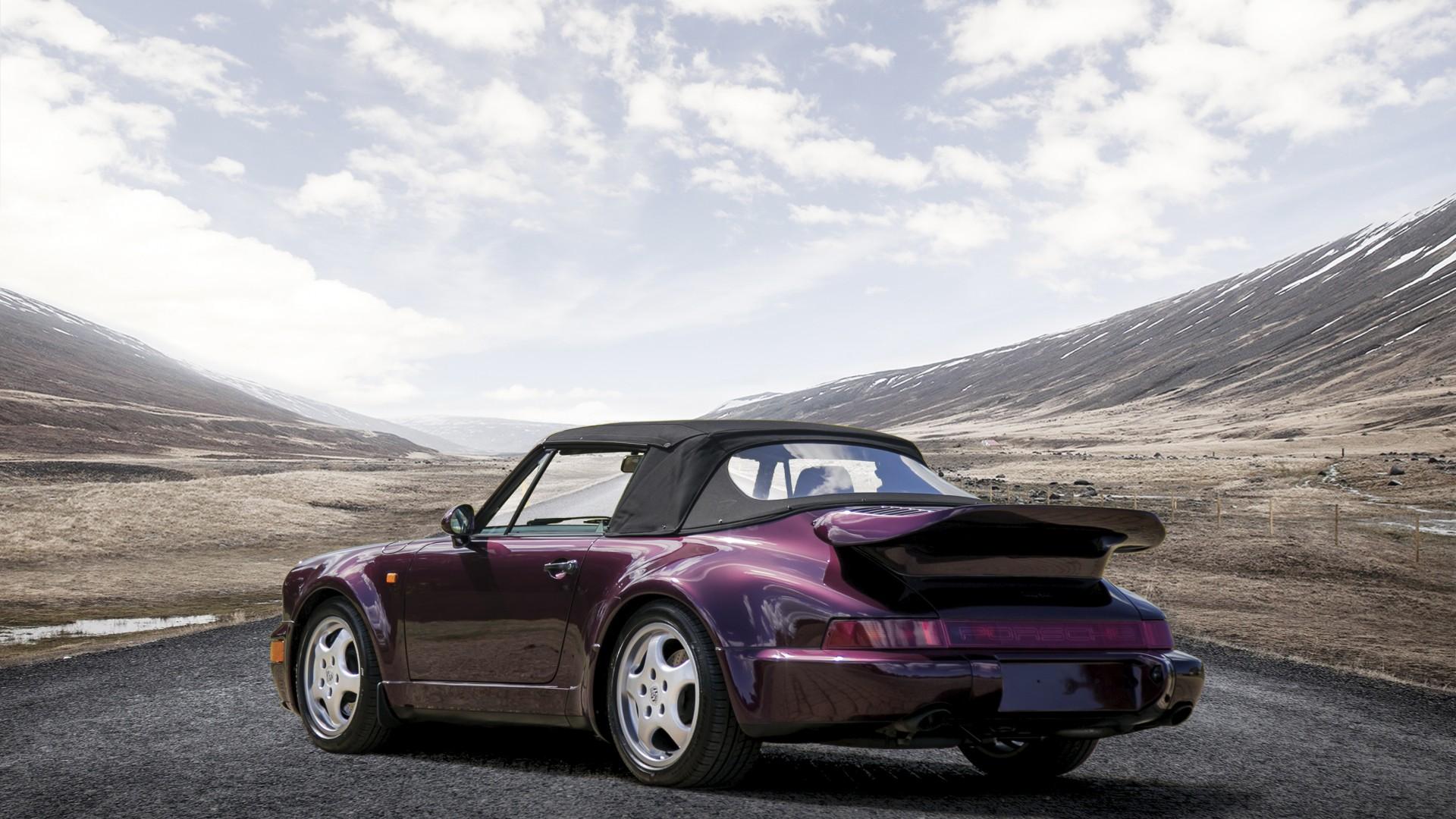 1993 Porsche 911 (964) Turbo (1989-1994)