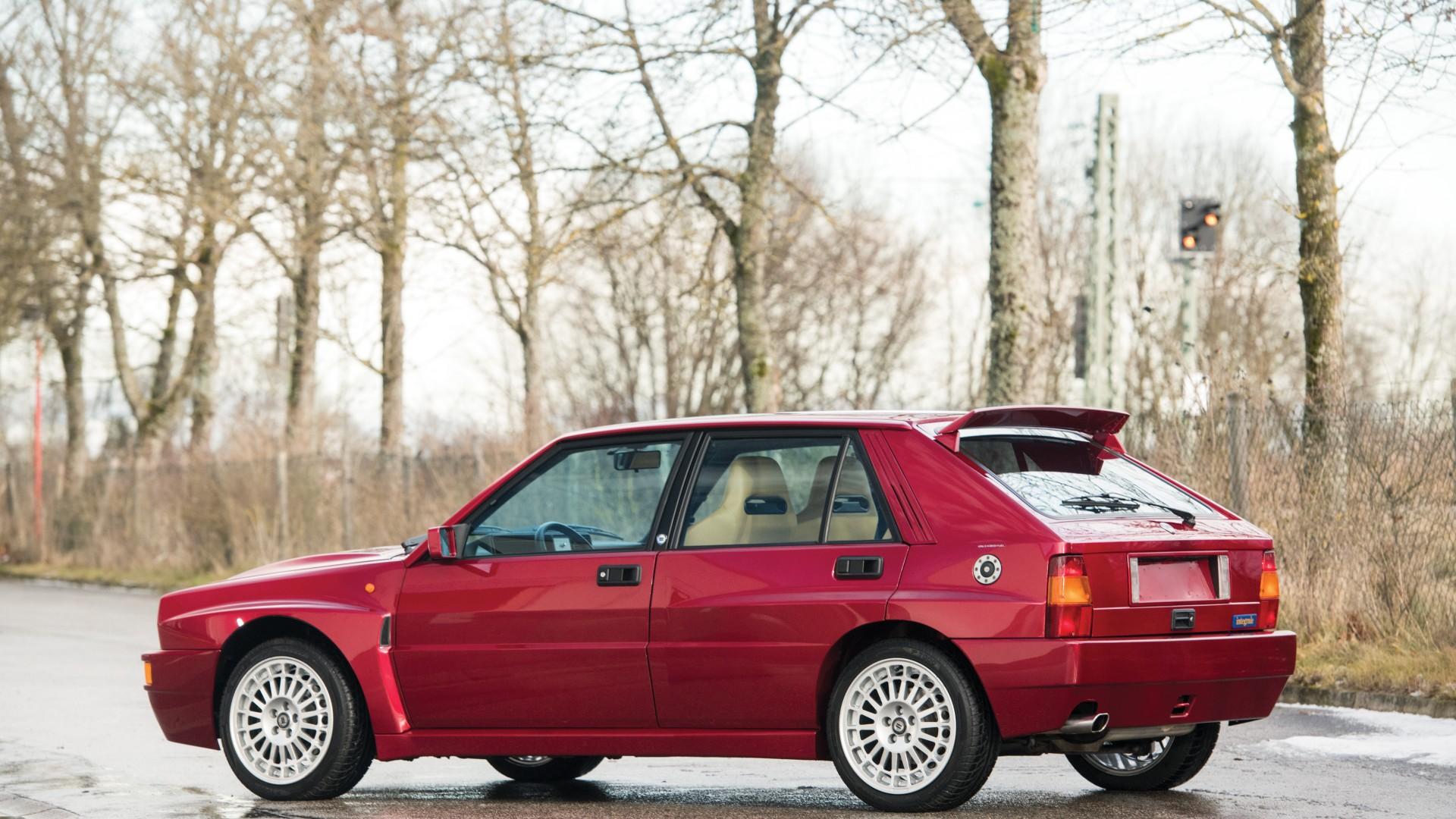 Lancia Delta HF Integrale Evoluzione (1979-1994)