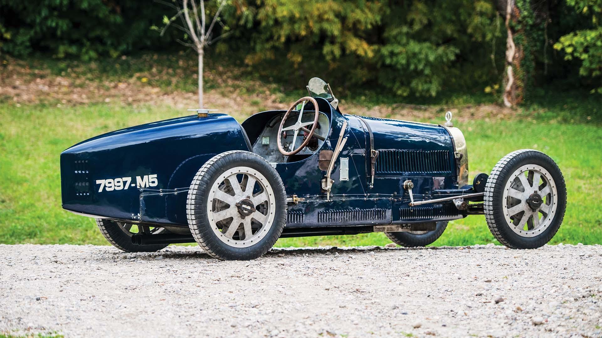 Bugatti Type 35 Grand Prix (1924-1927)