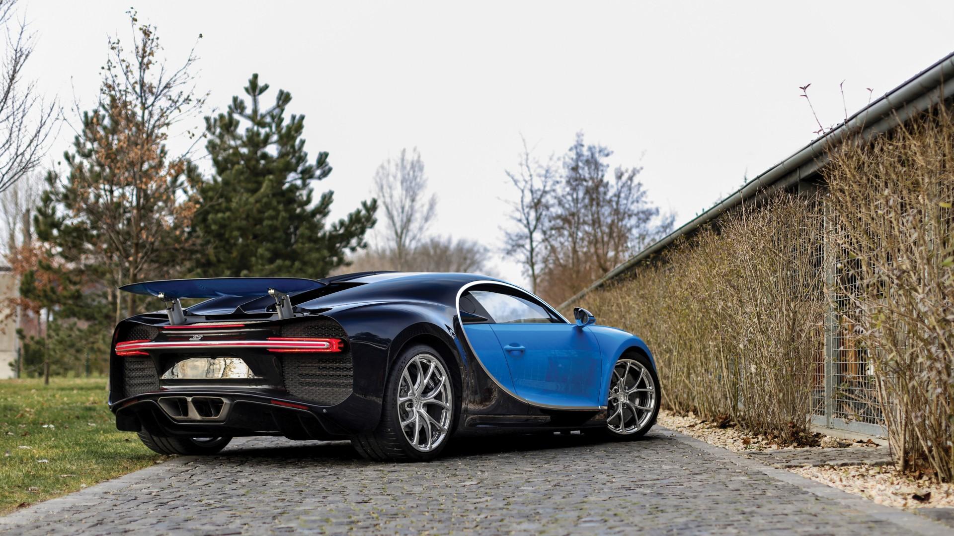 Bugatti Chiron (2016-Present)
