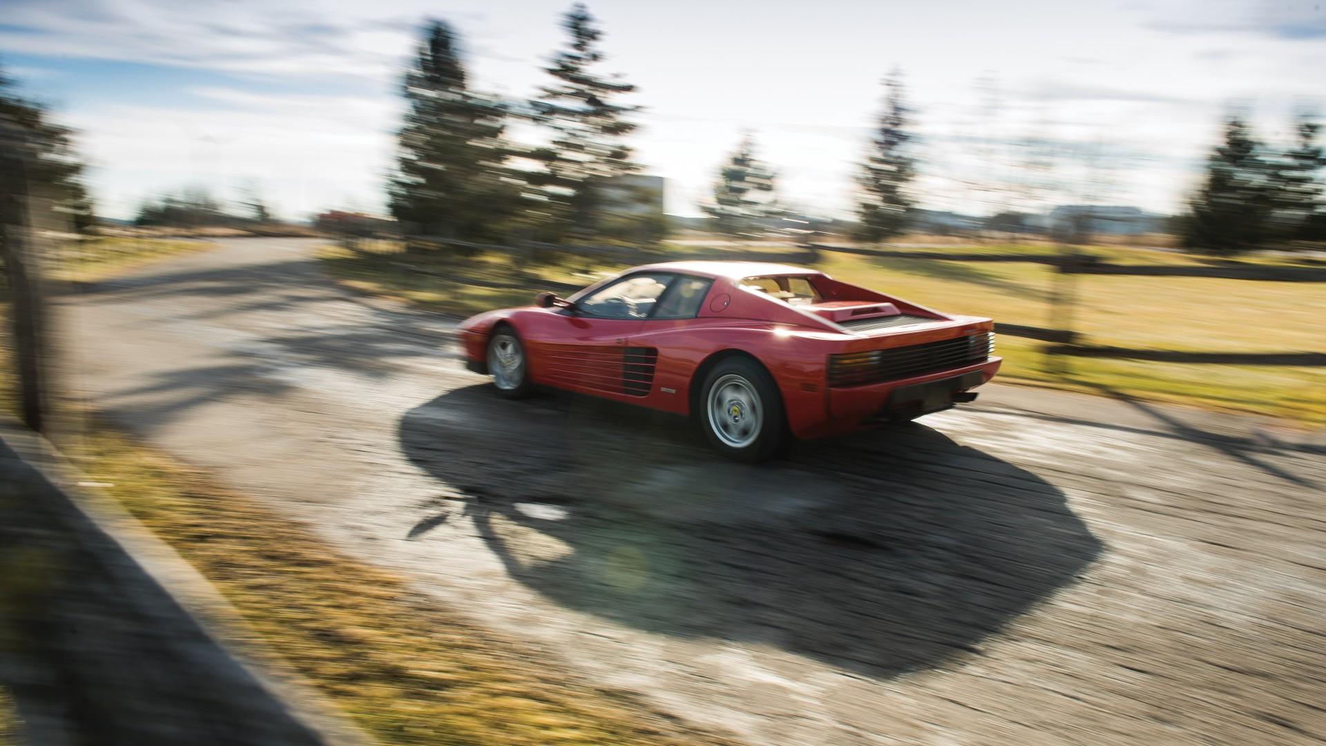 Ferrari Testarossa (1984-1991)