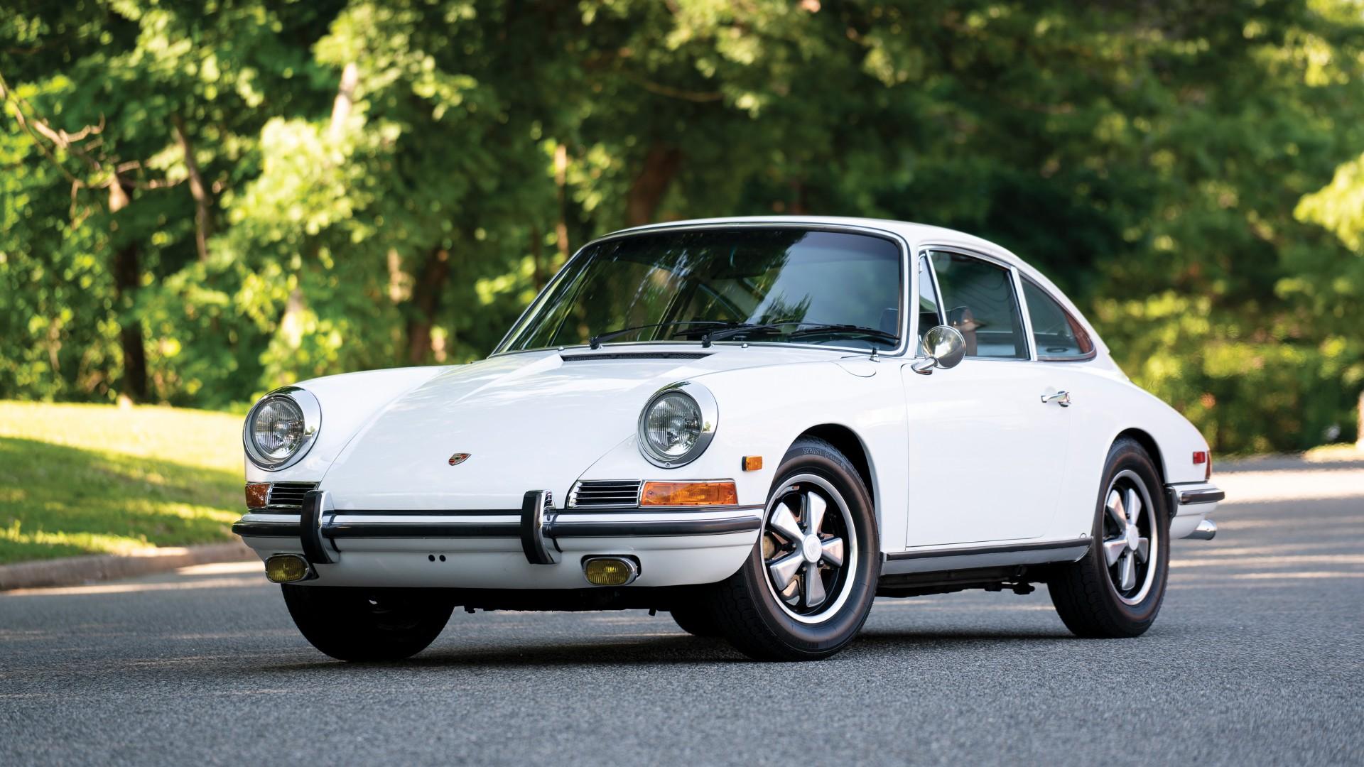 1968 Porsche 911 L (1967-1968)