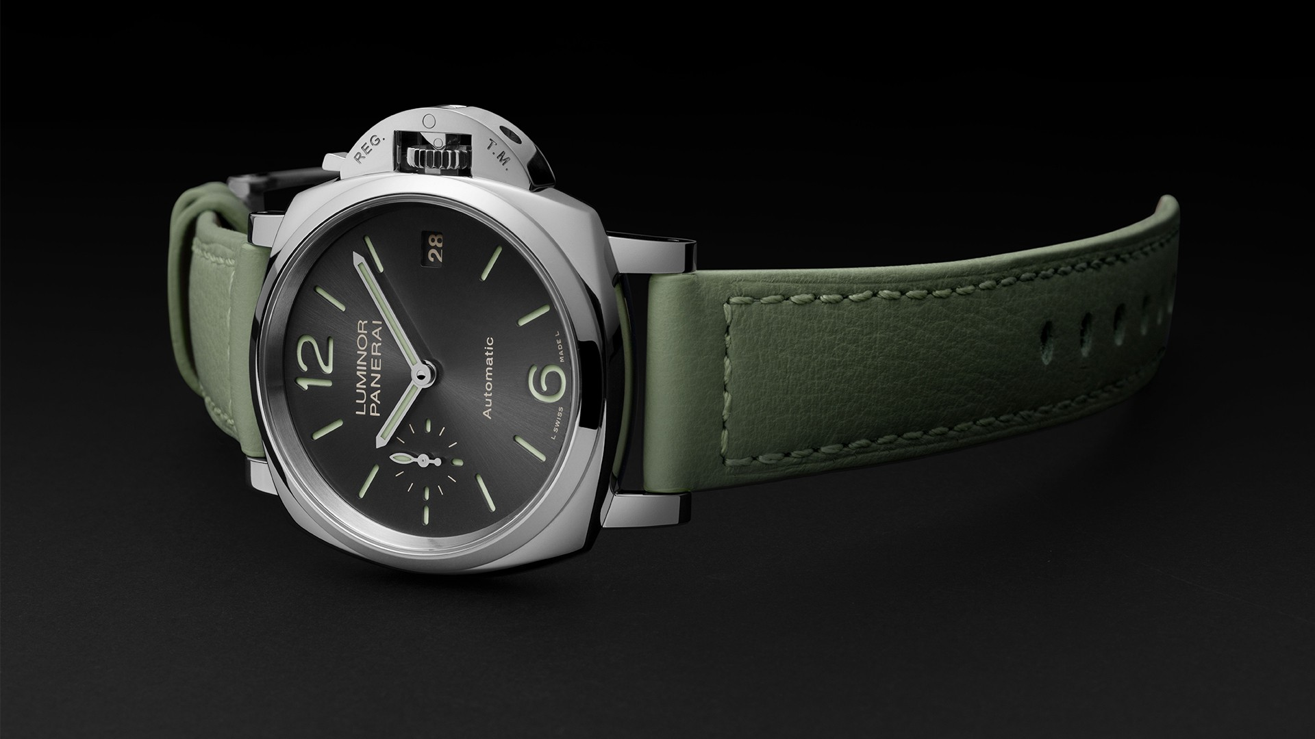Panerai Luminor Due 38mm