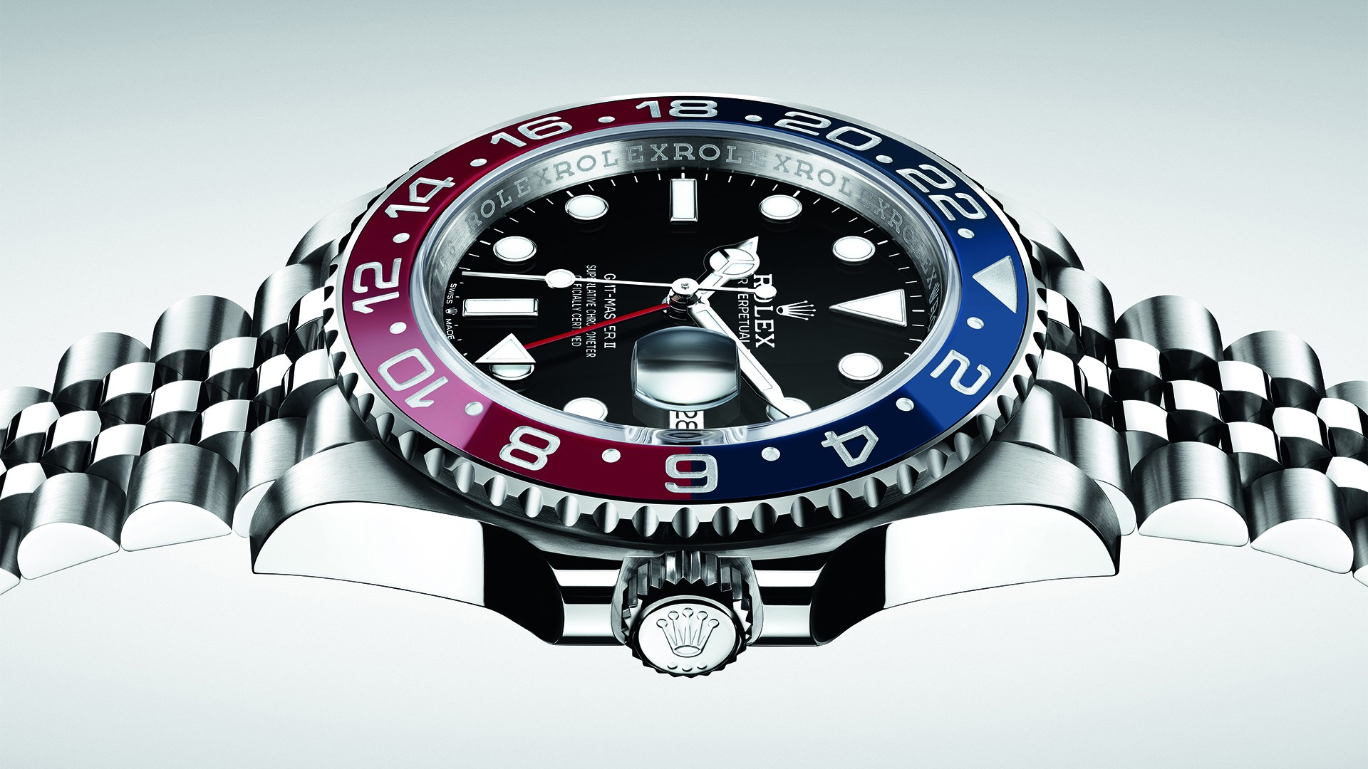Rolex GMT-Master II 'Pepsi'