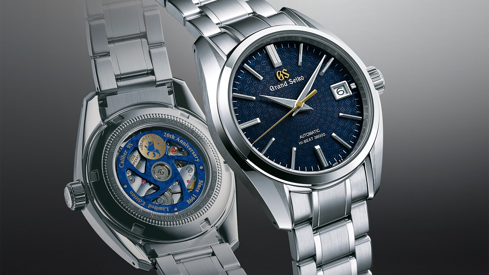Grand Seiko Hi-Beat 36000 SBGH267 '20th Anniversary Of Caliber 9S'